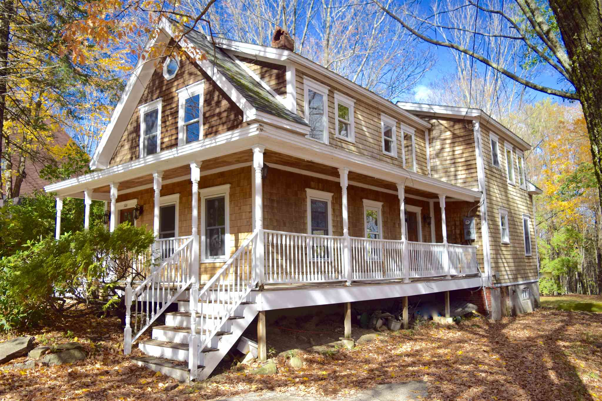 MLS 4839482: 106 Highland Street, Plymouth NH