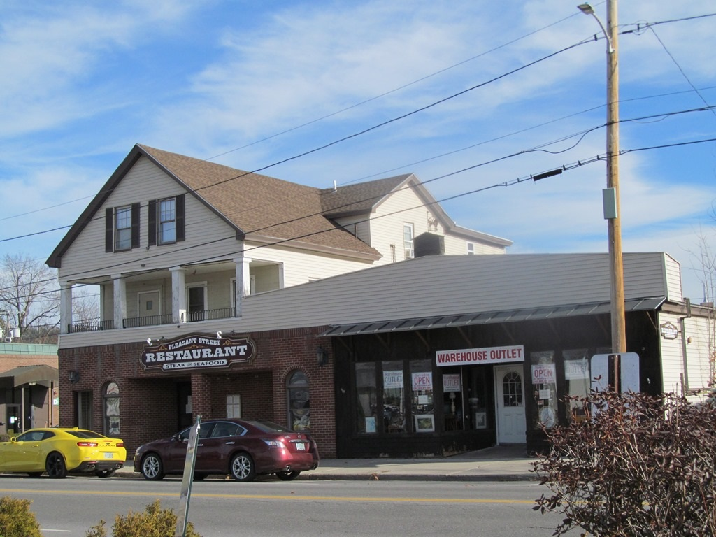 Claremont NH 03743Commercial Property for sale $List Price is $495,000
