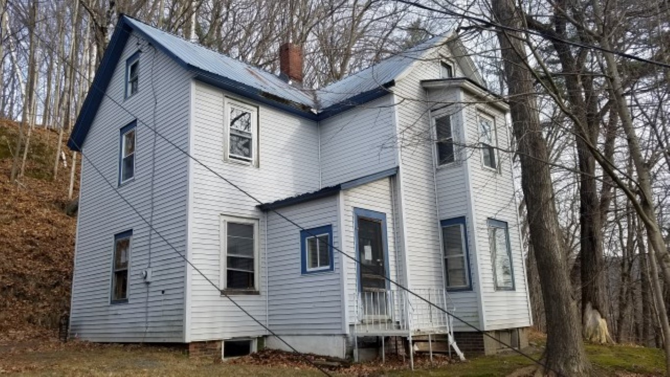 Village of White River Junction in Town of Hartford VT  05001Home for sale $List Price is $77,500