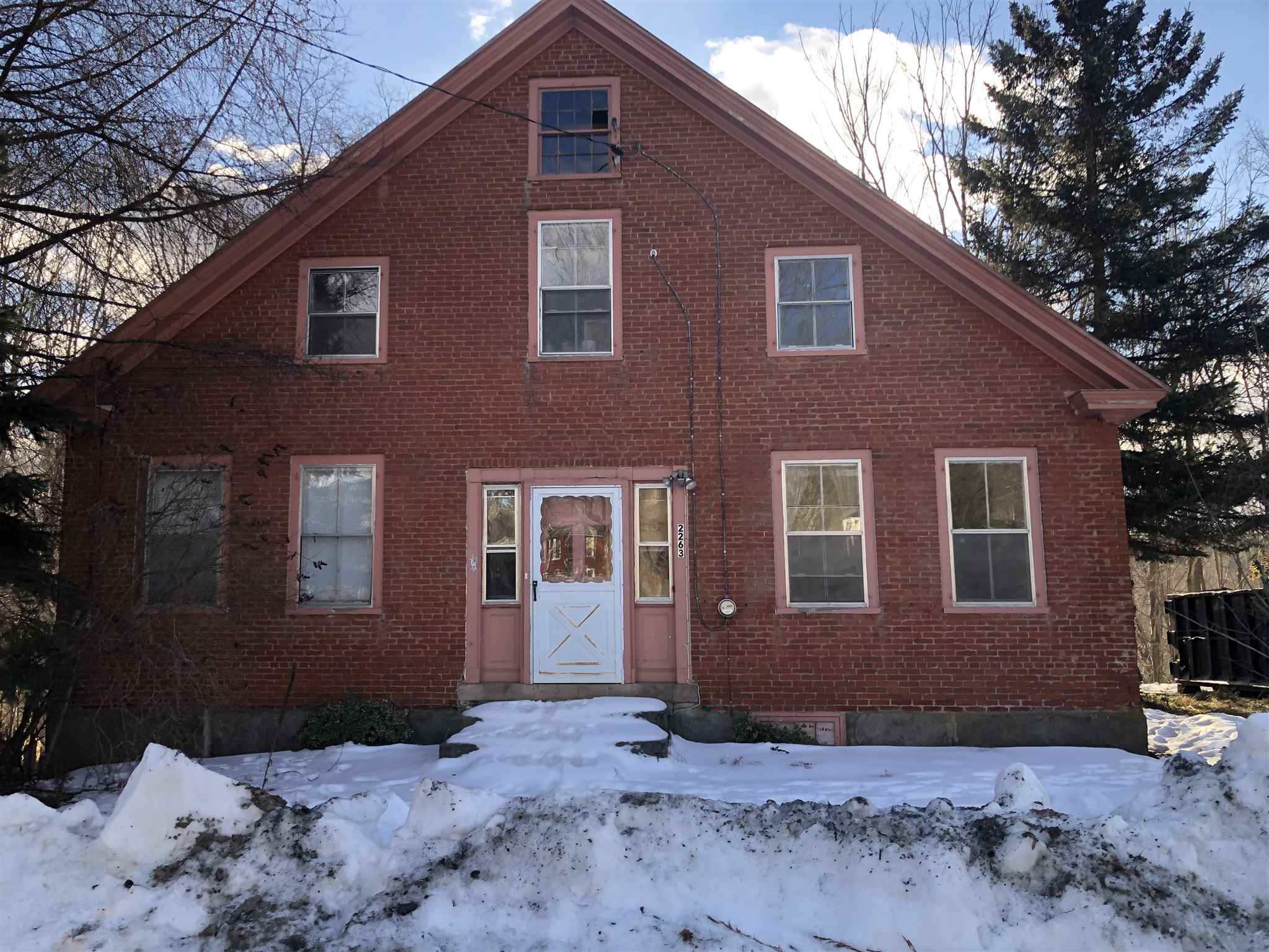 Weathersfield VT 05151Home for sale $List Price is $149,000