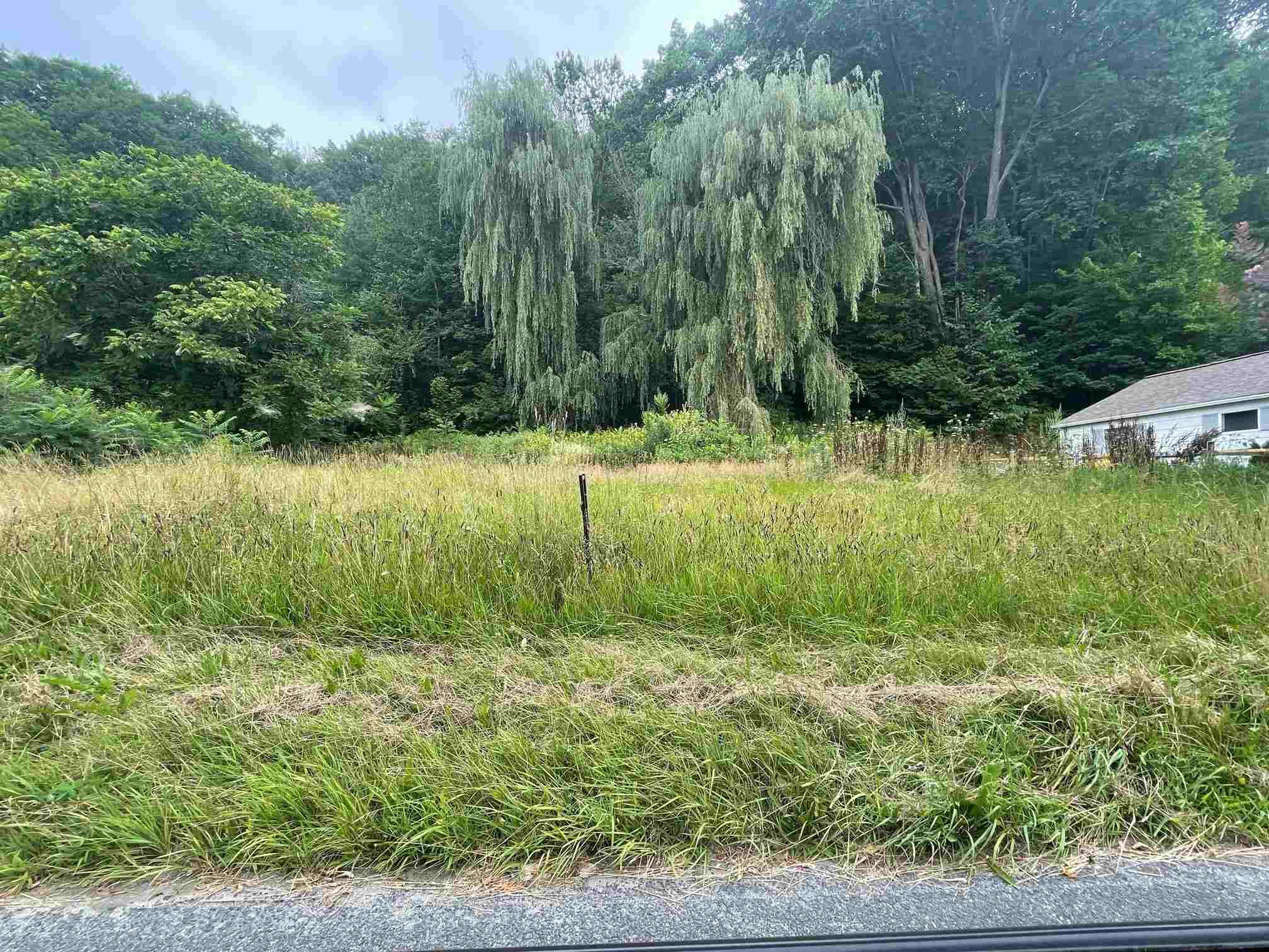 Village of White River Junction in Town of Hartford VT  05001 Land for sale $List Price is $69,000