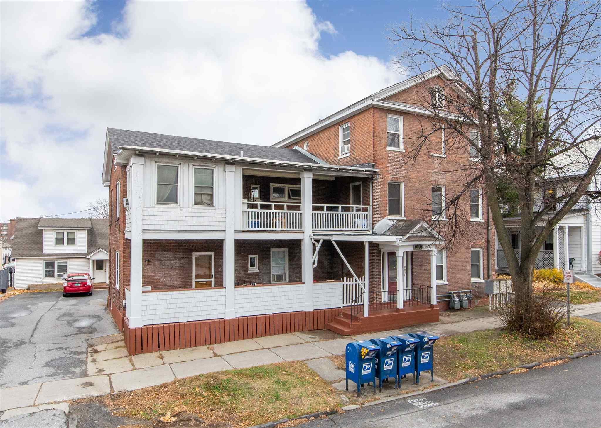 Photo of 21-25 Elmwood Avenue Burlington VT 05401