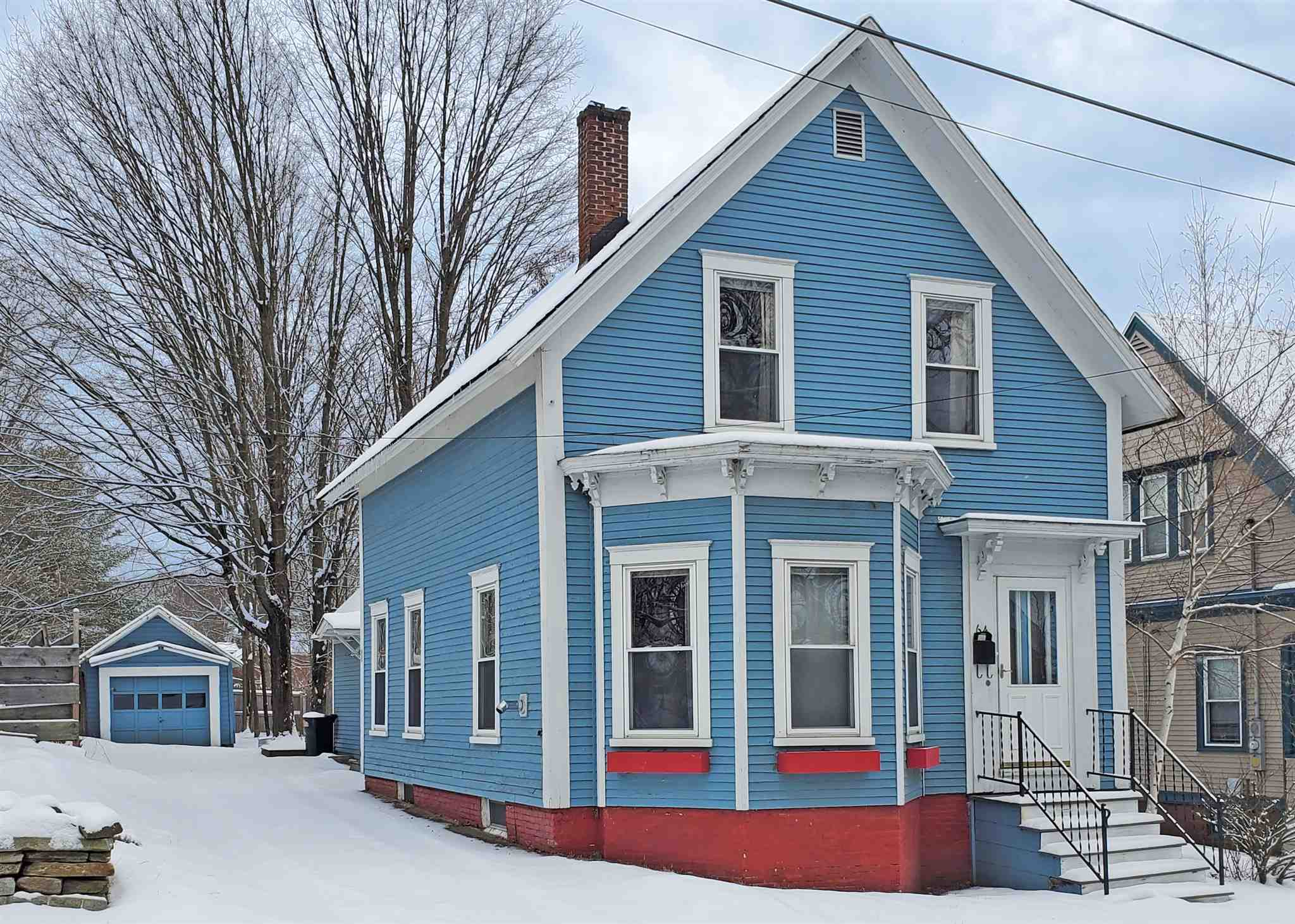 Claremont NH 03743 Home for sale $List Price is $95,000