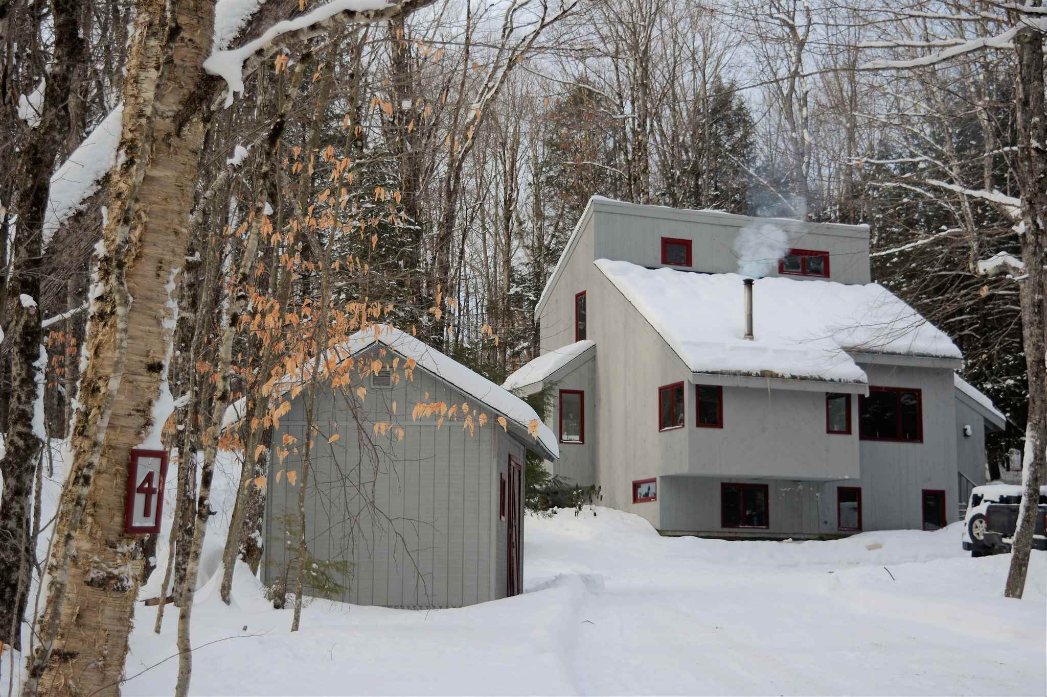 Village of Eastman in Town of Grantham NH  03753 Home for sale $List Price is $249,004