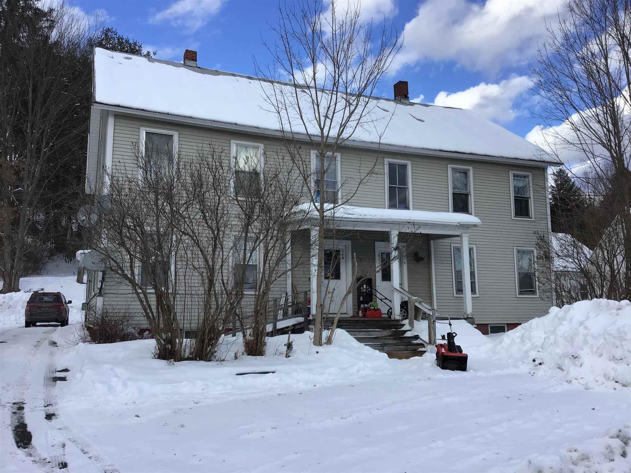 Hartford VT 05001Multi Family for sale $List Price is $295,000