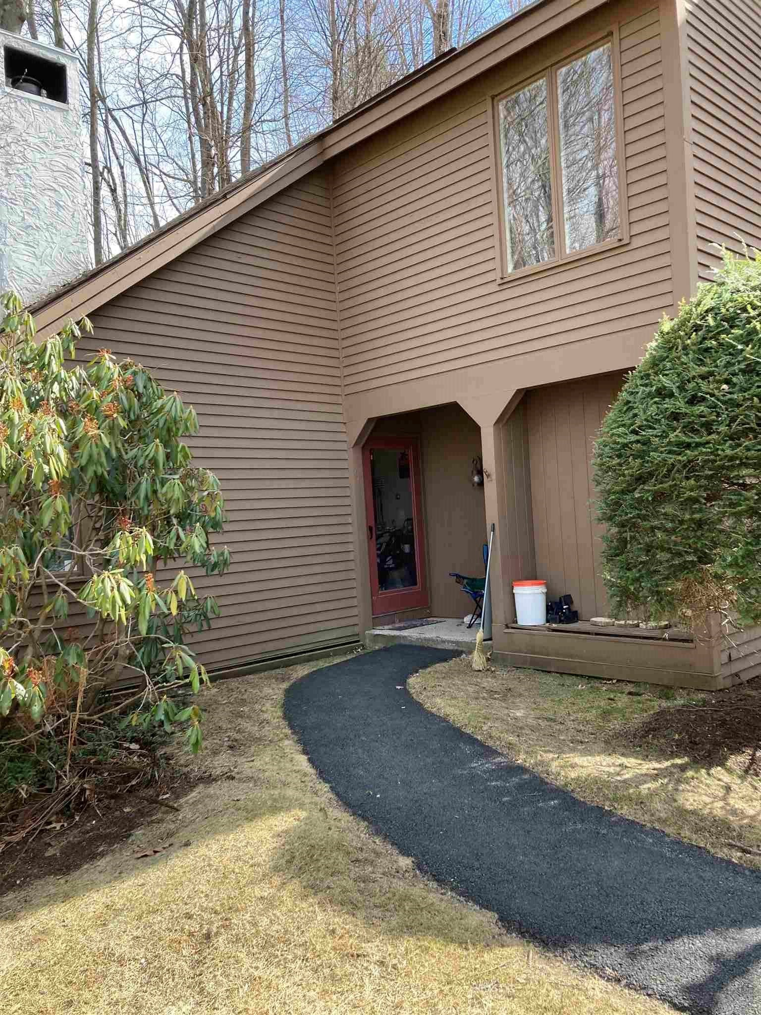 Village of Quechee in Town of Hartford VT  05059Condo for sale $List Price is $229,900