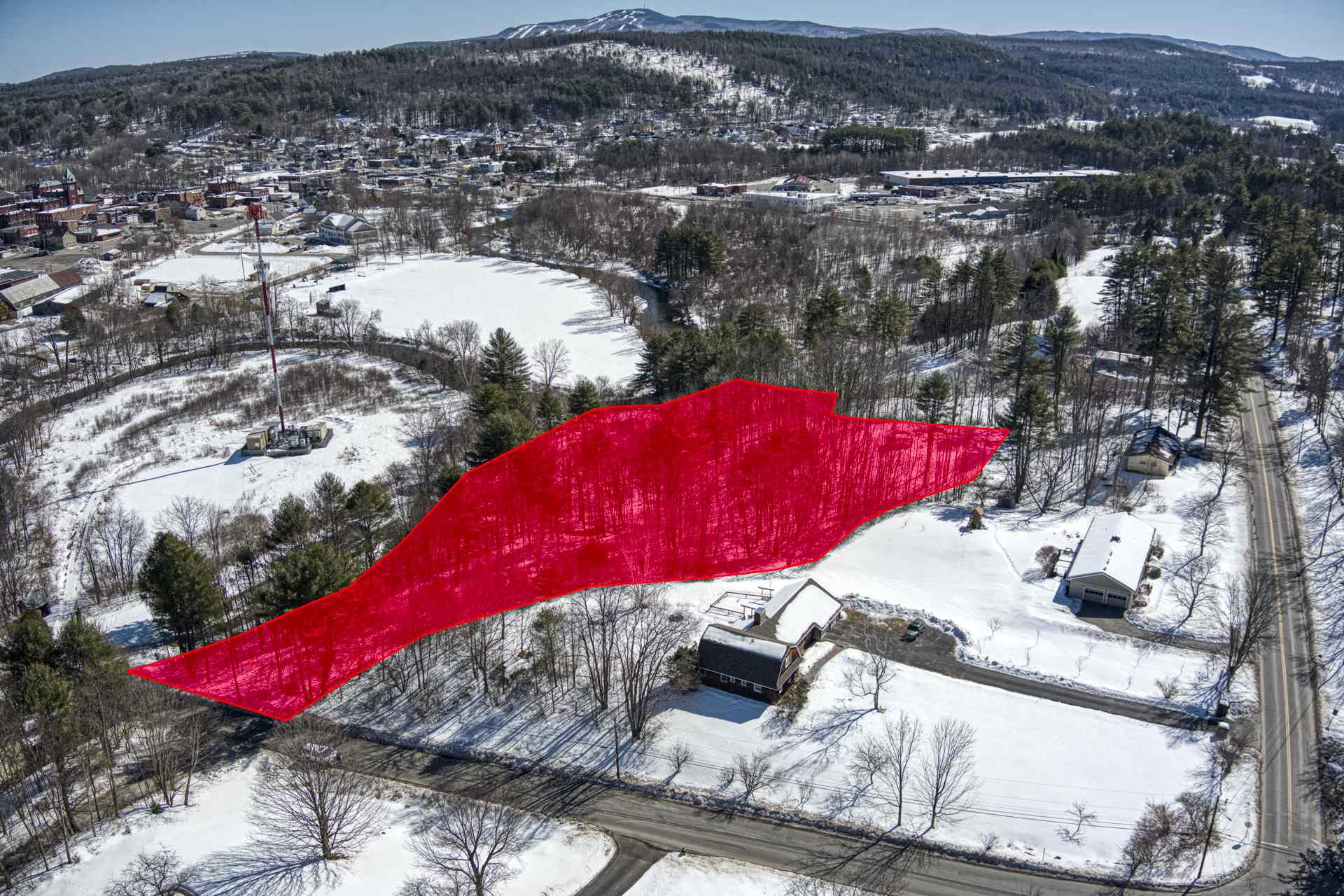 Newport NH 03773Land for sale $List Price is $165,000