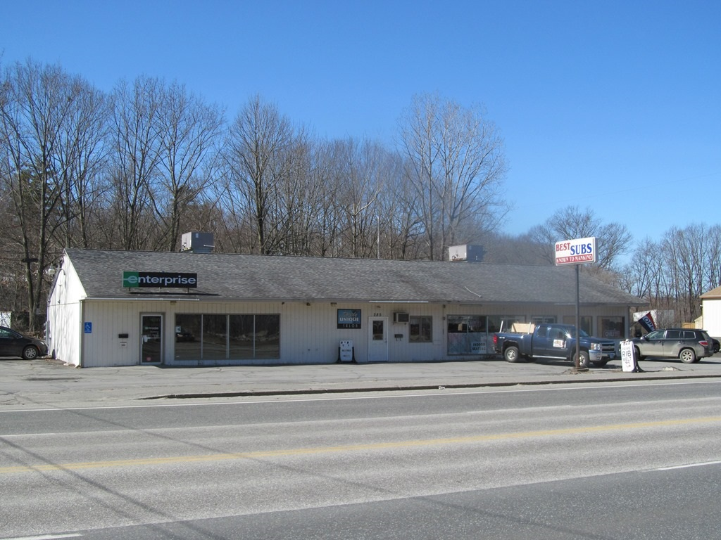 Claremont NH 03743Commercial Property for sale $List Price is $499,500