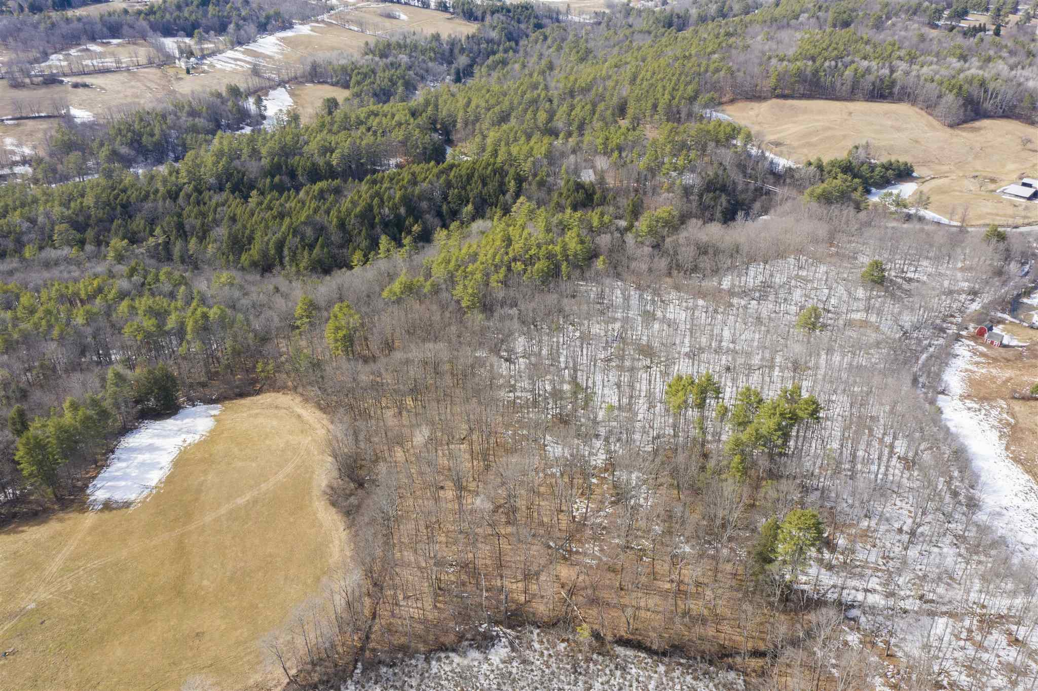 Norwich VT 05055Land for sale $List Price is $555,000