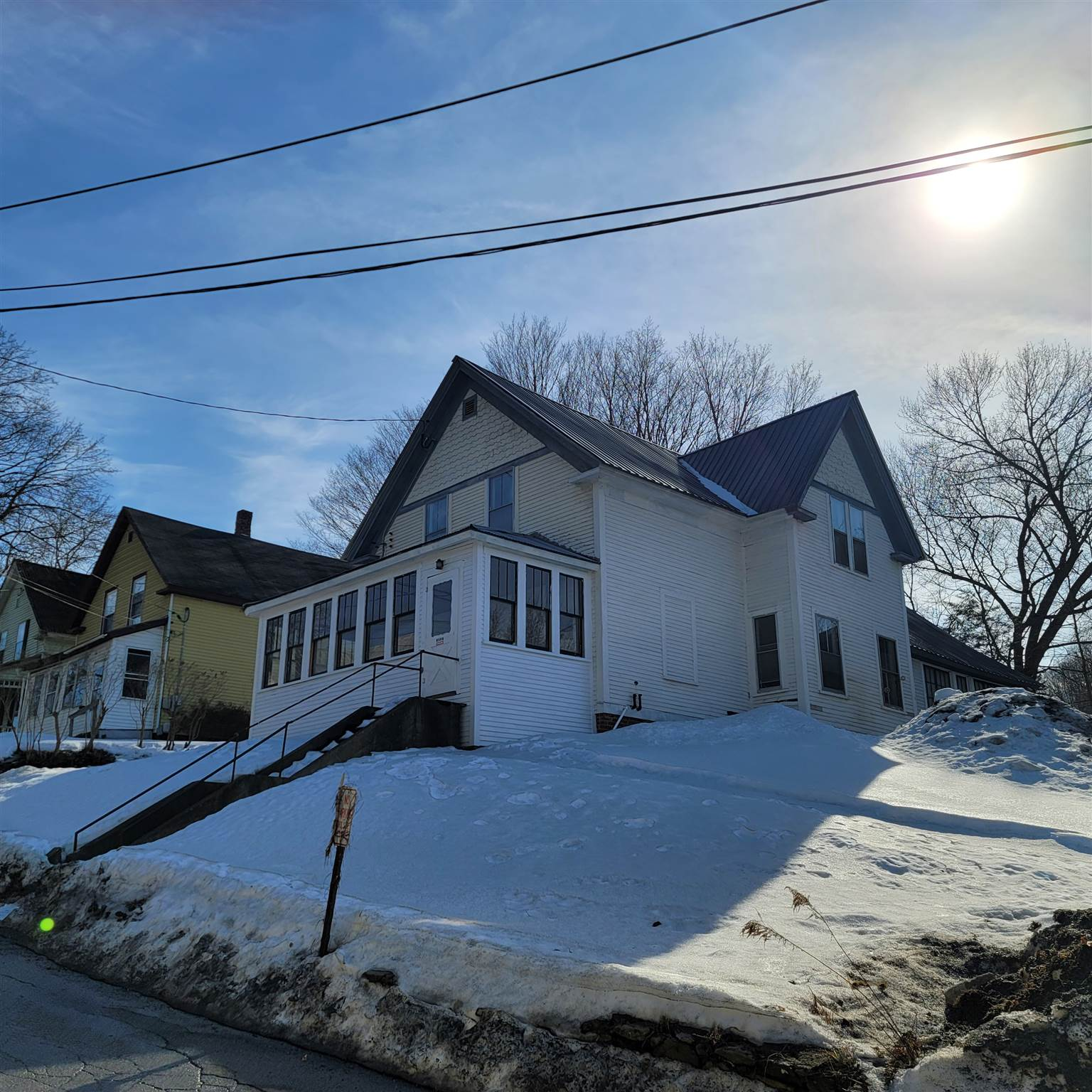 Springfield VT 05156Multi Family for sale $List Price is $89,000