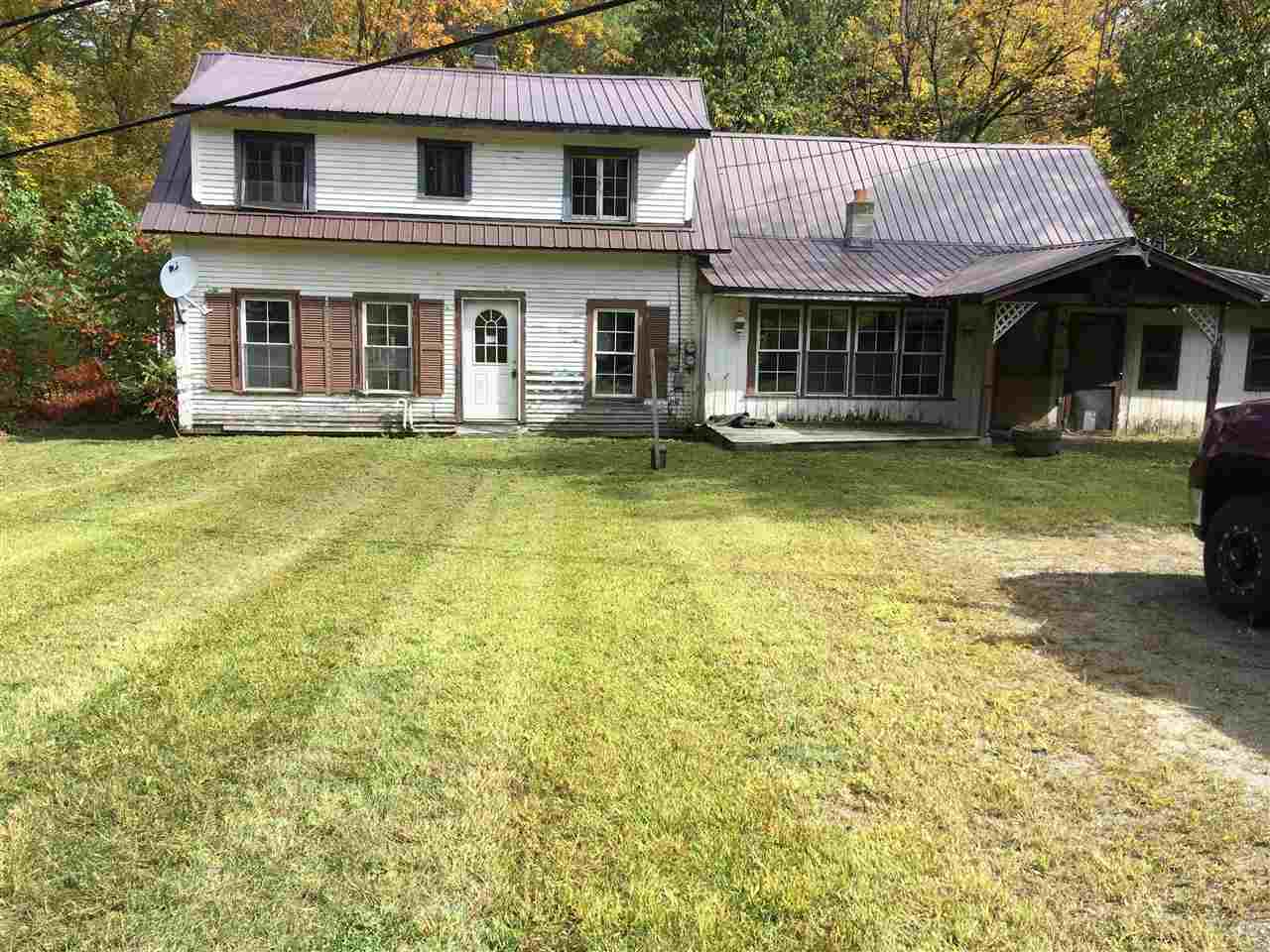 Weathersfield VT 05151 Home for sale $List Price is $144,900