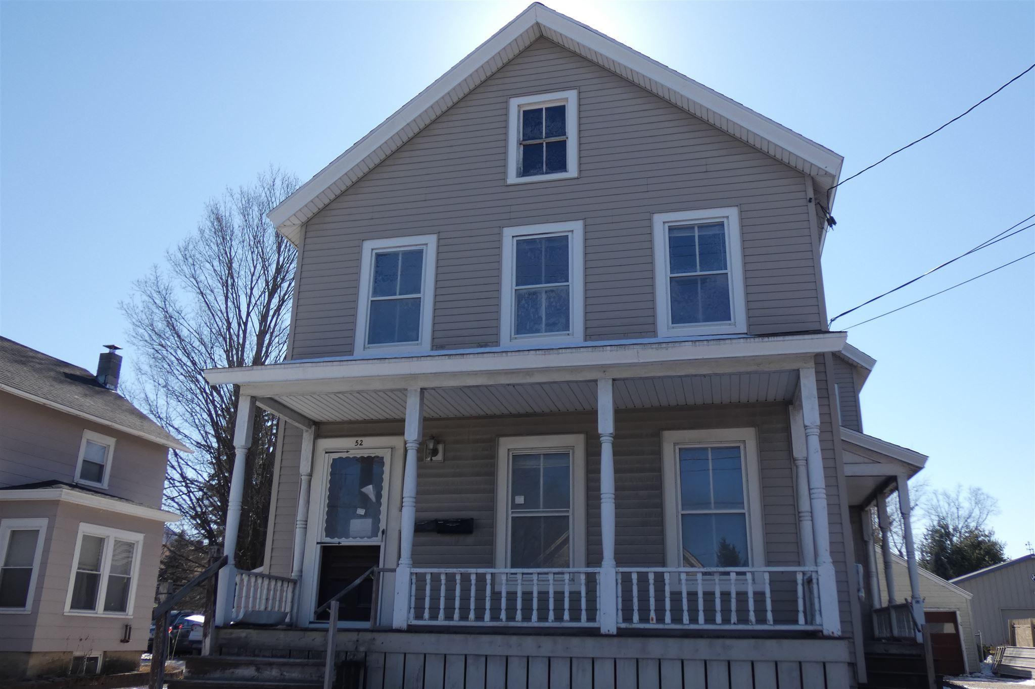 RUTLAND CITY VTMulti Family for sale $$92,500   $0 per sq.ft.