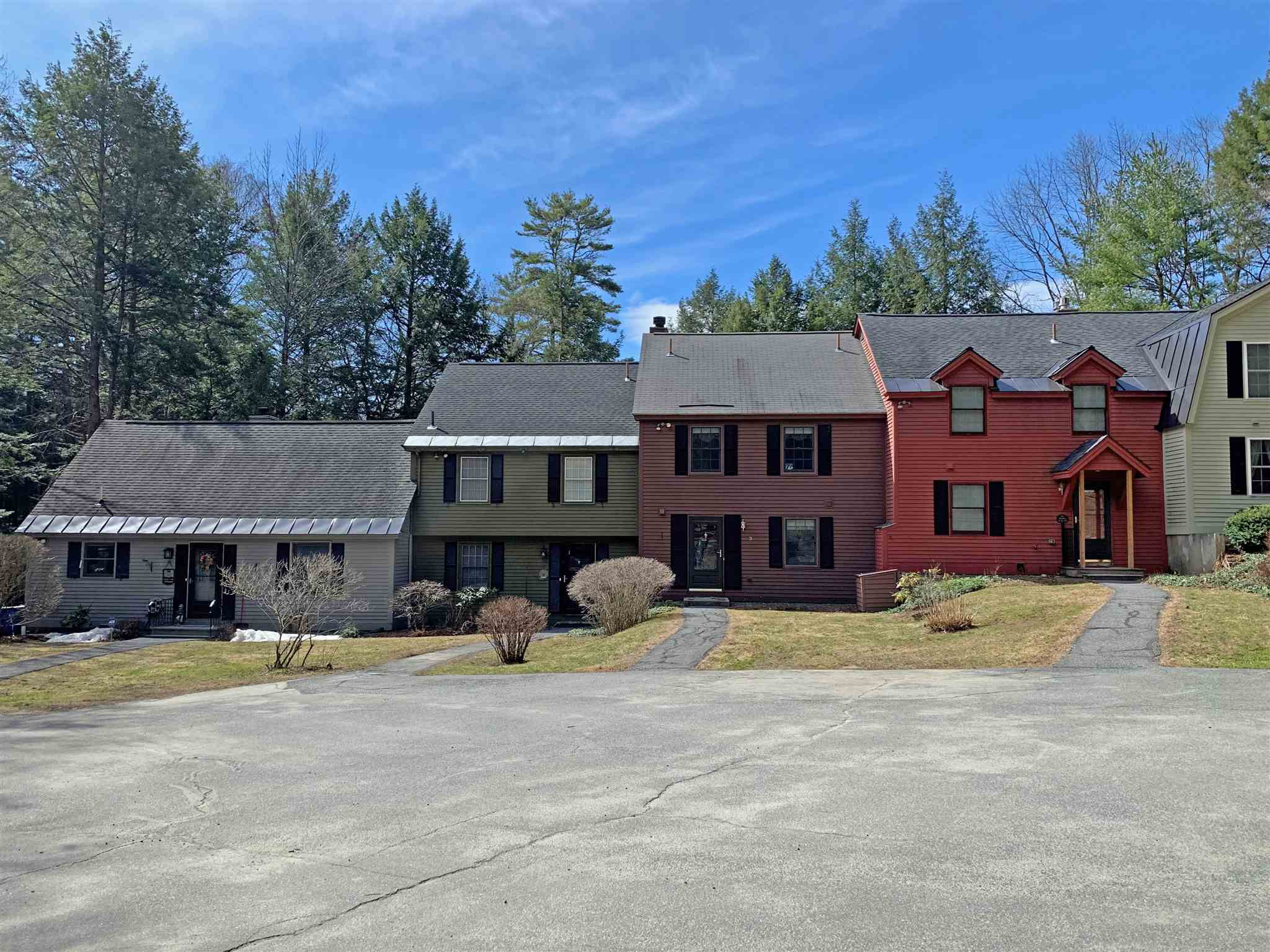 Village of Quechee in Town of Hartford VT  05059Condo for sale $List Price is $239,000