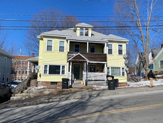 Claremont NH 03743Multi Family for sale $List Price is $150,000
