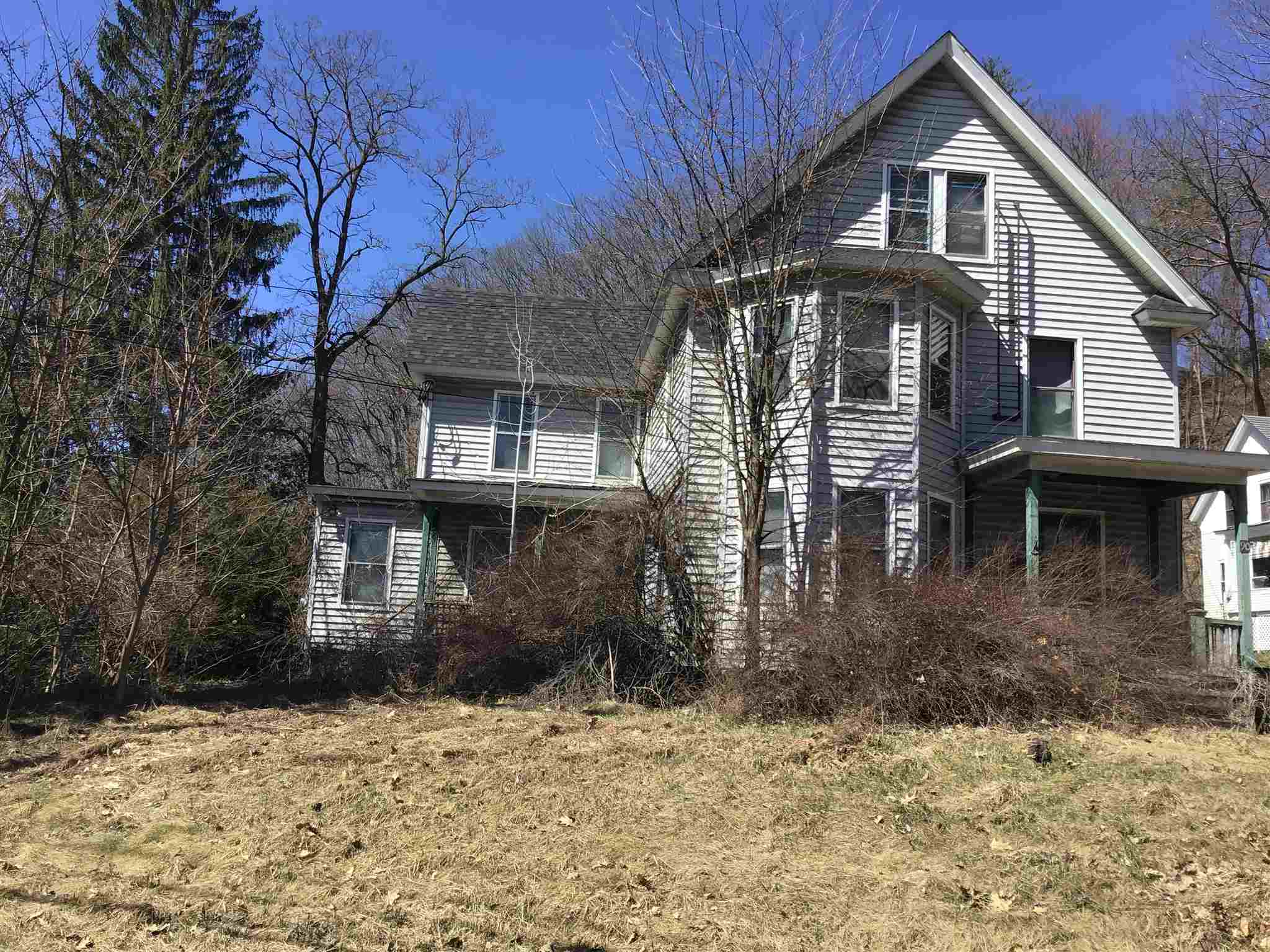 Village of White River Junction in Town of Hartford VT  05001Multi Family for sale $List Price is $240,000