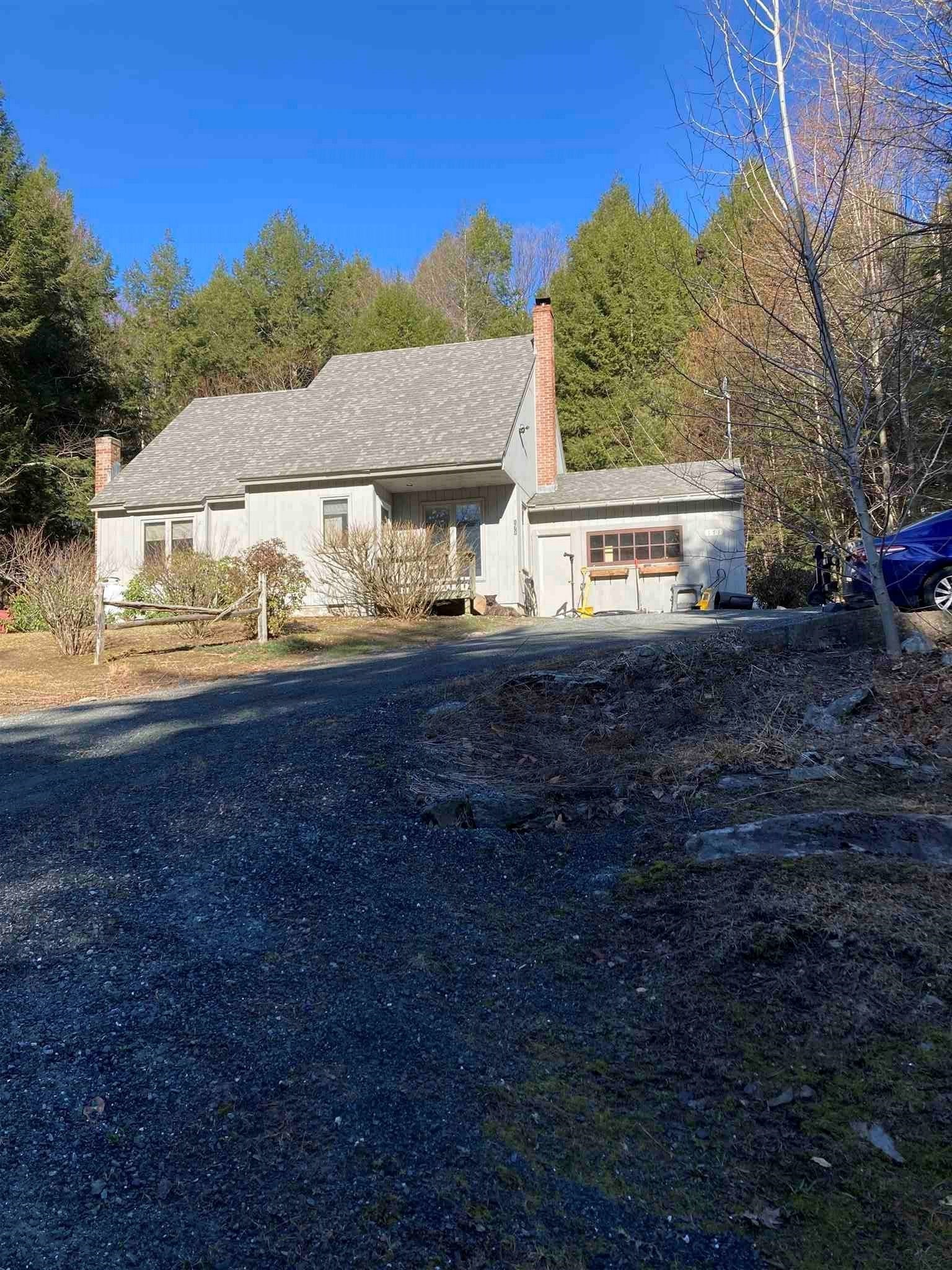 Village of Quechee in Town of Hartford VT  05089Home for sale $List Price is $249,000