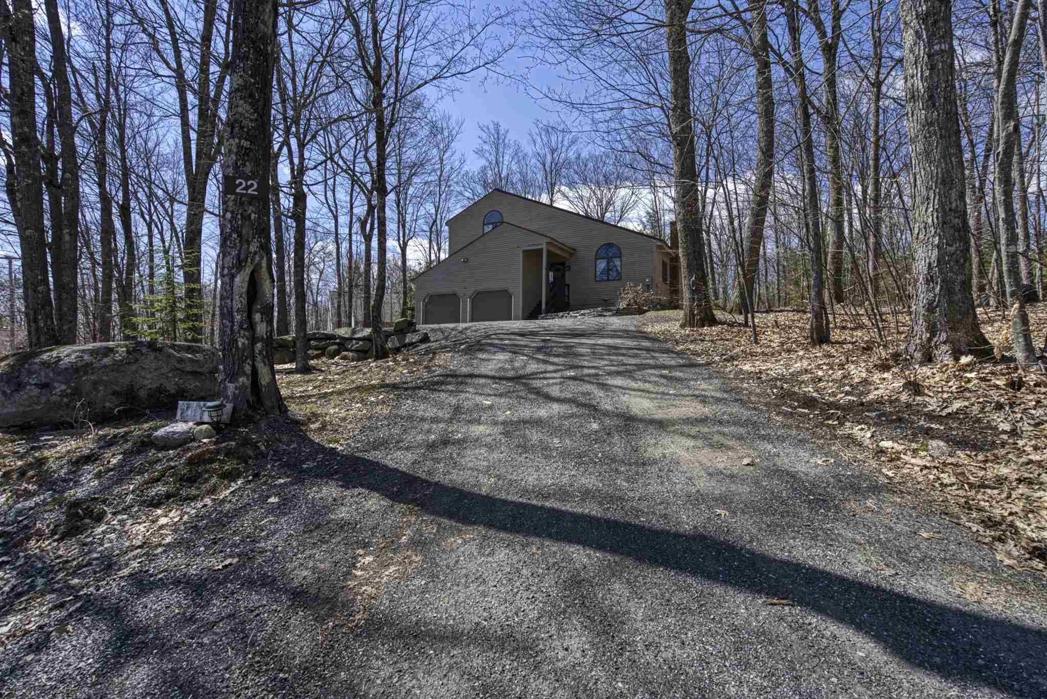 Village of Eastman in Town of Grantham NH  03753Home for sale $List Price is $349,000