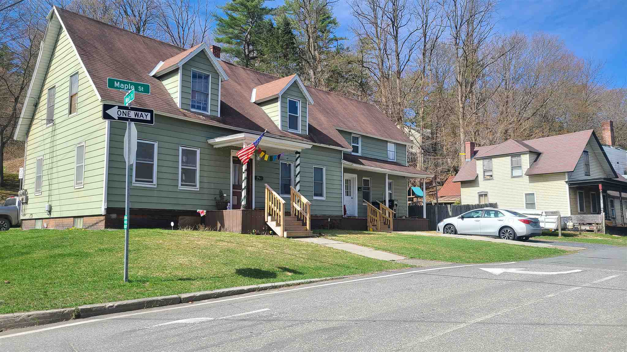 Multi Family in Windsor VT