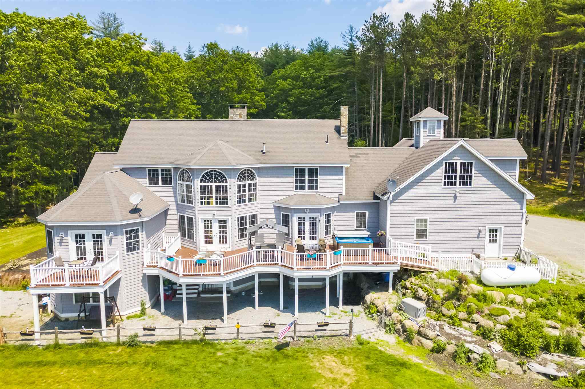 Photo of 108 Dickey Hill Road Deering NH 03244