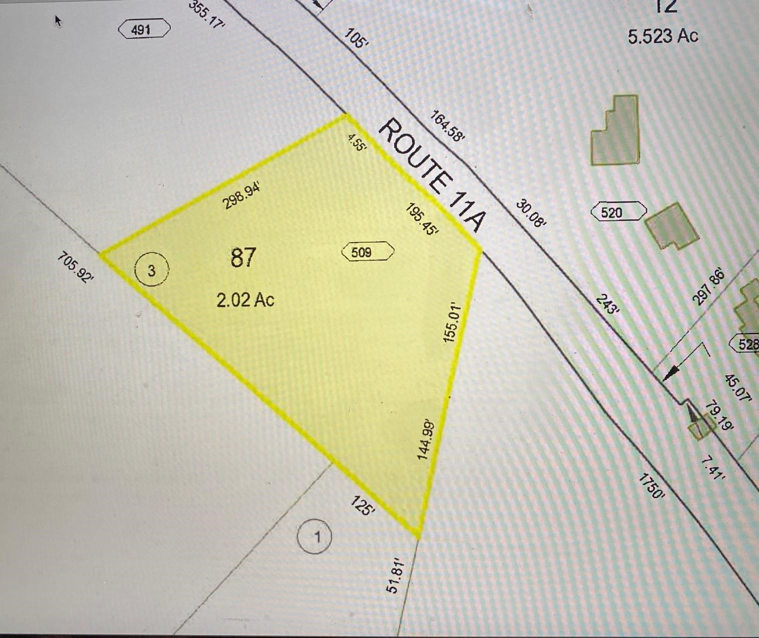 GILFORD NHLAND  for sale $$149,900   2.02 Acres    Price Per Acre $0