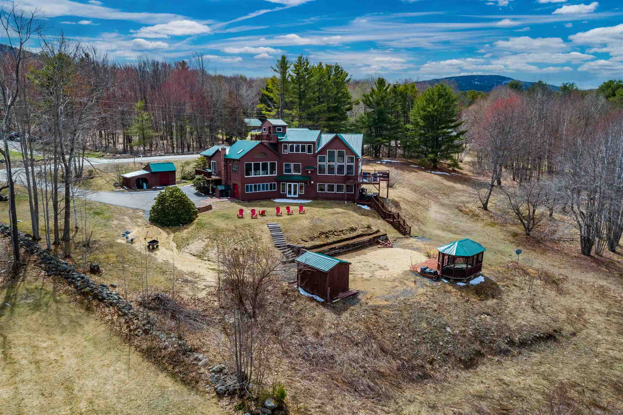 Photo of 1218 Cherry Valley Road Gilford NH 03249