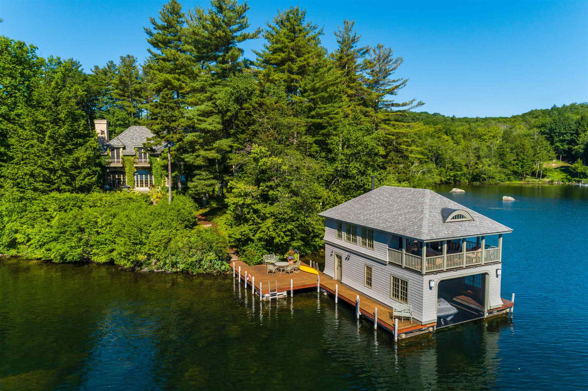 Photo of 25 Burkehaven Lane Sunapee NH 03782