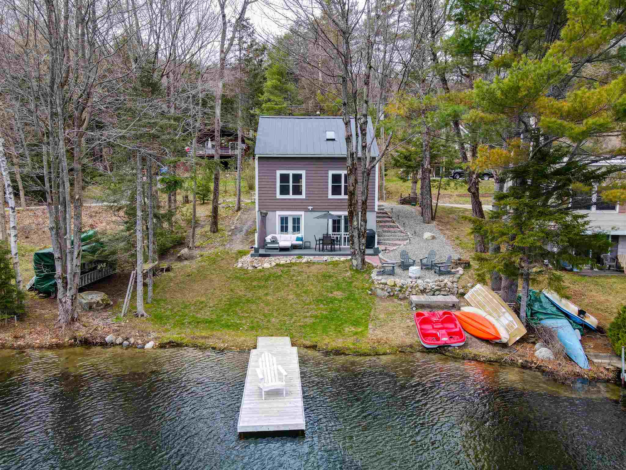 image of Newbury NH Home | sq.ft. 1584