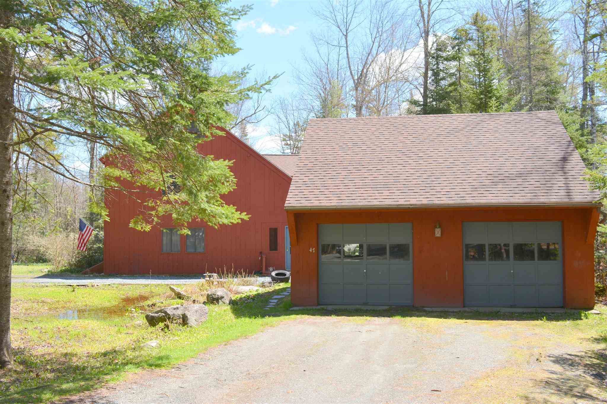 Village of Eastman in Town of Grantham NH  03753 Home for sale $List Price is $275,047