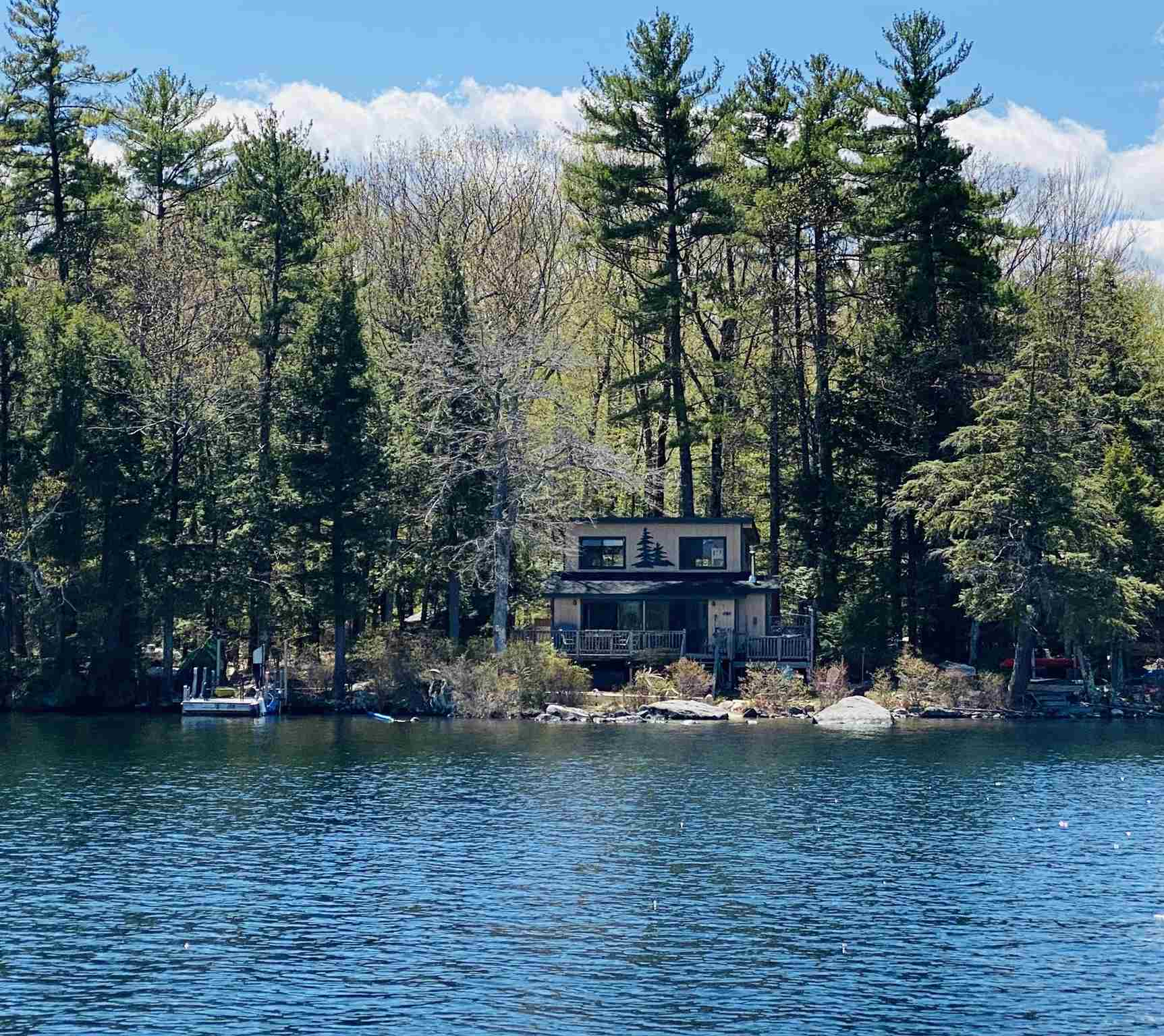 MLS 4859860: 2 Whortleberry Island, Tuftonboro NH