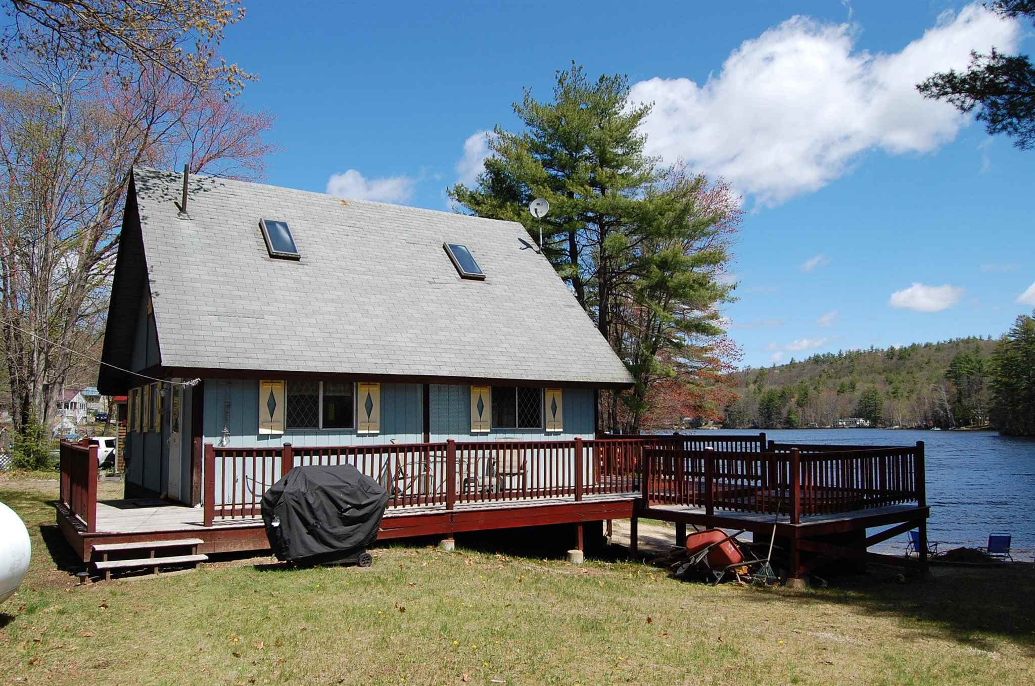 428 Deer Meadow Road, Webster, NH 03303