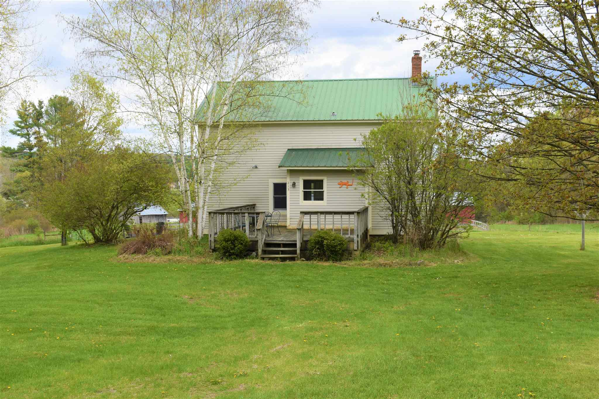 213 Young Road, Orwell, VT 05760
