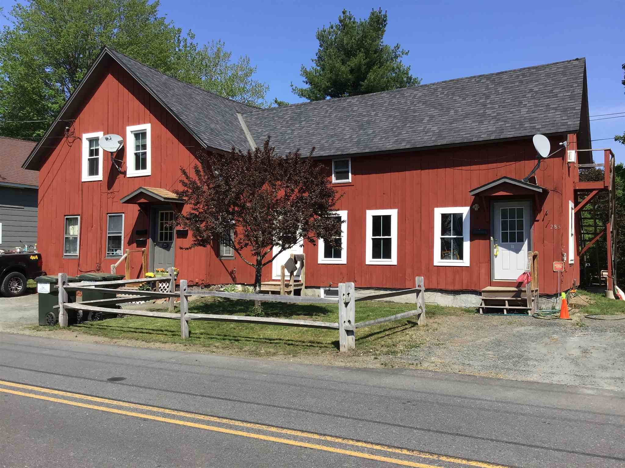 Village of White River Junction in Town of Hartford VT  05001Multi Family for sale $List Price is $278,000