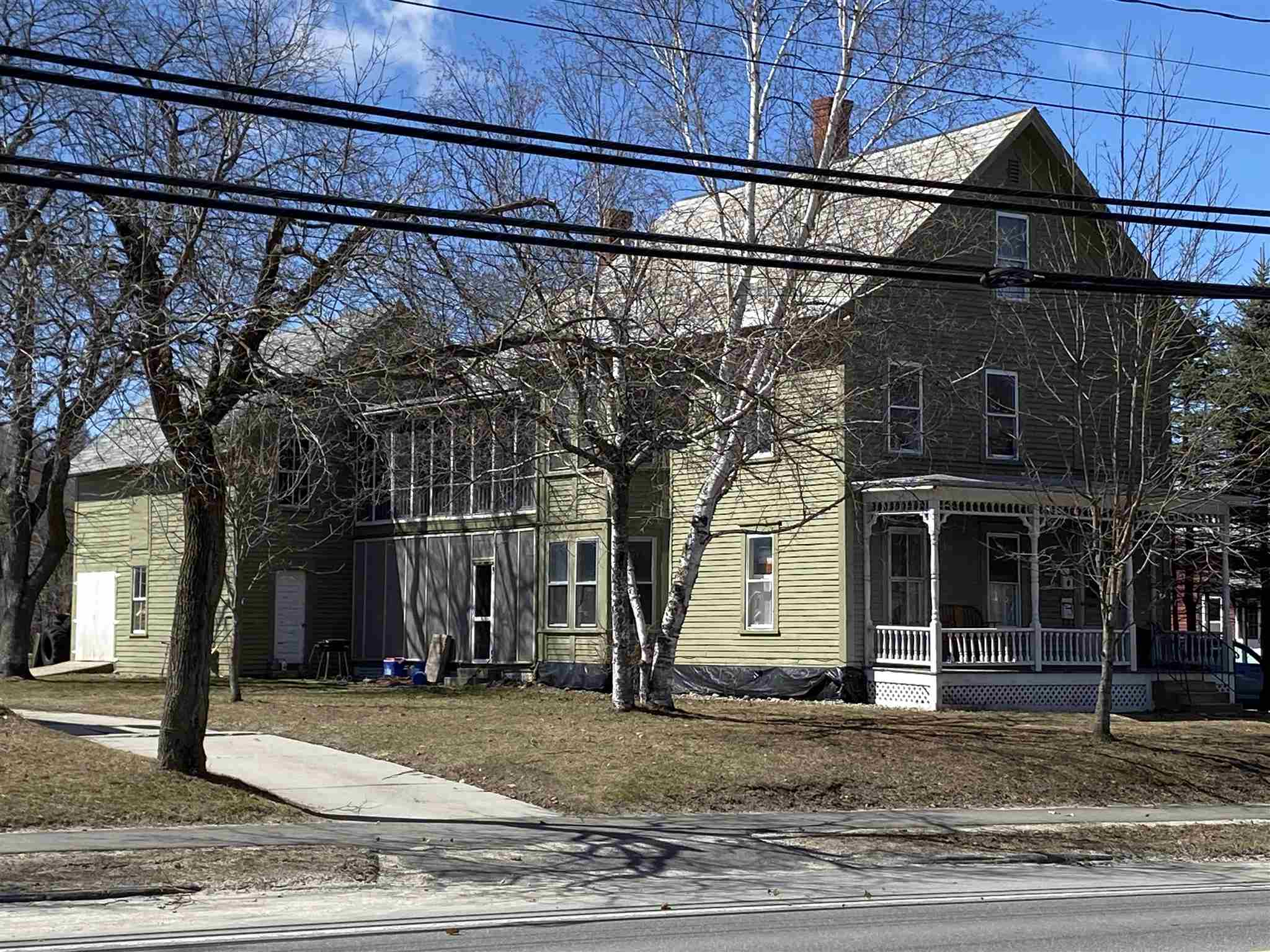Newport NH 03773Multi Family for sale $List Price is $140,000