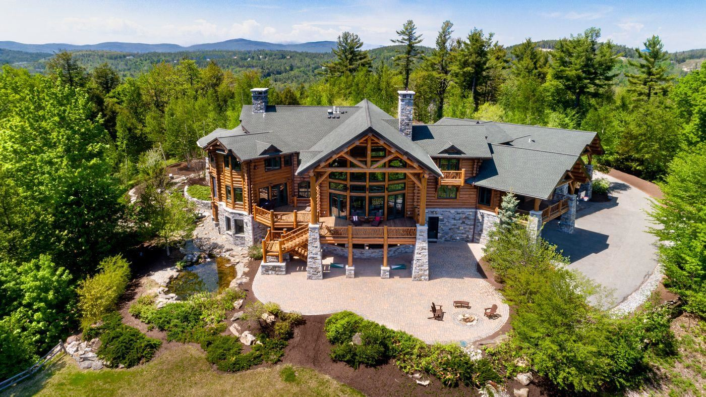 Photo of 46 Browns Hill Road Sunapee NH 03782