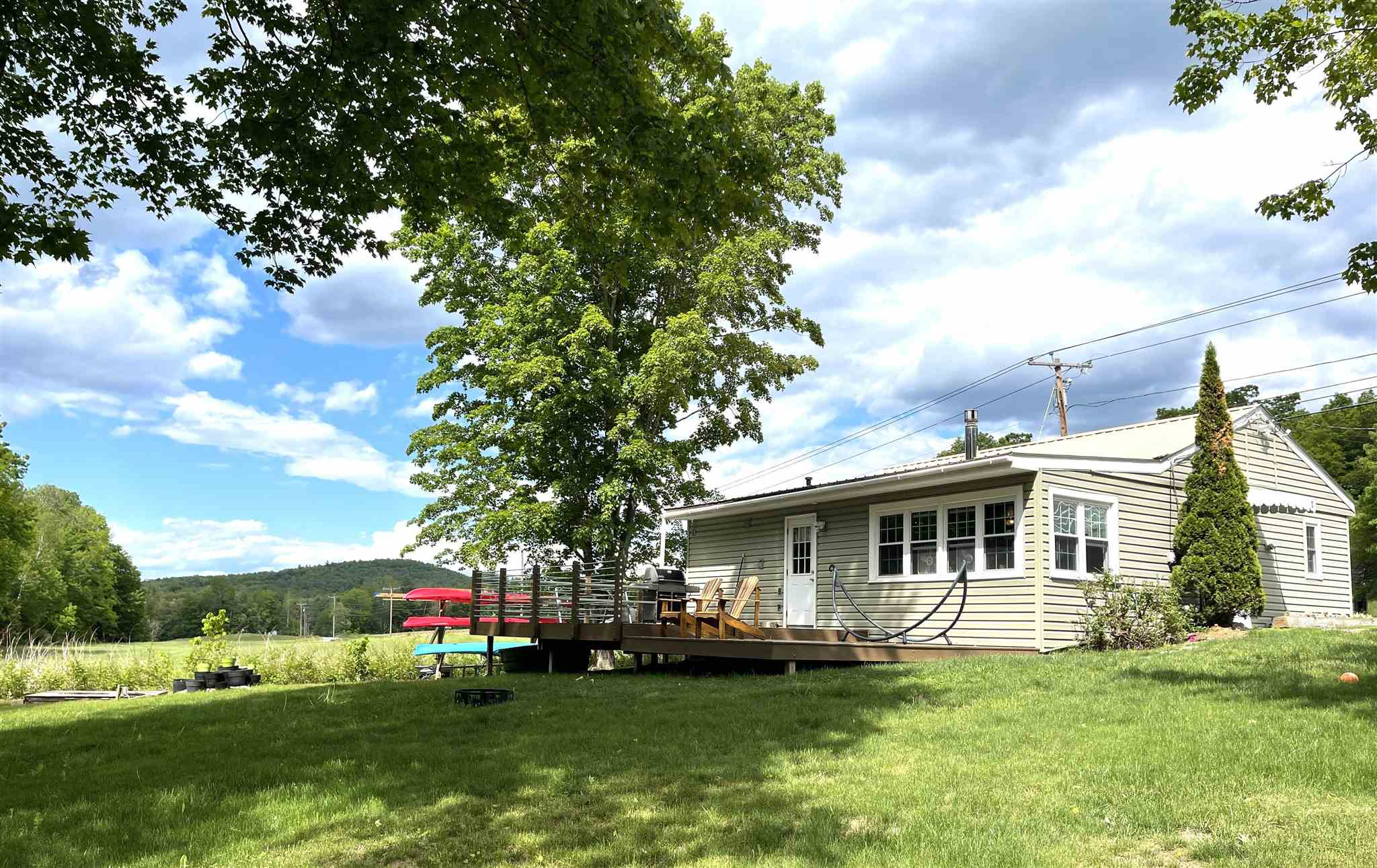 Plainfield NH 03770Home for sale $List Price is $217,500