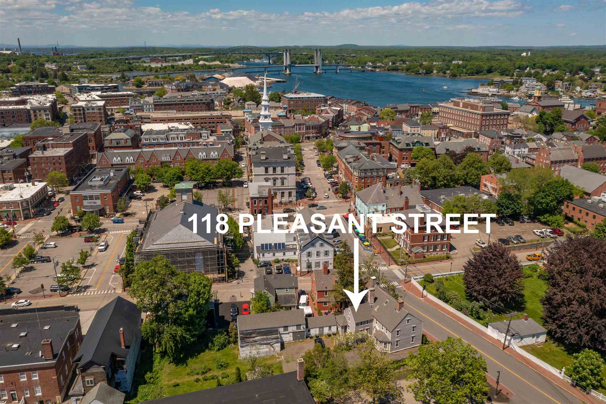 Photo of 118 Pleasant Street Portsmouth NH 03801