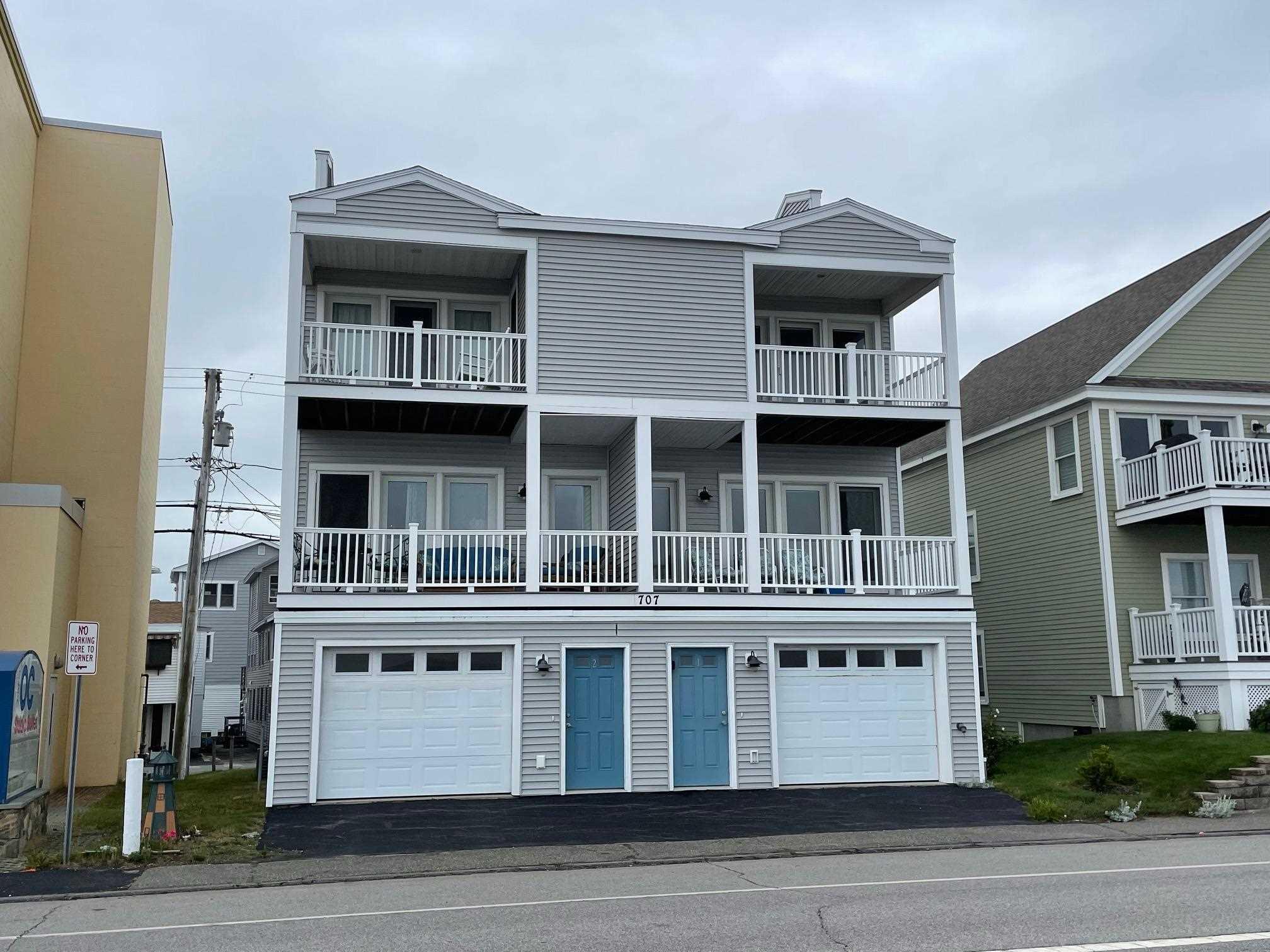 707 Ocean Boulevard Unit 2, Hampton, NH 03842