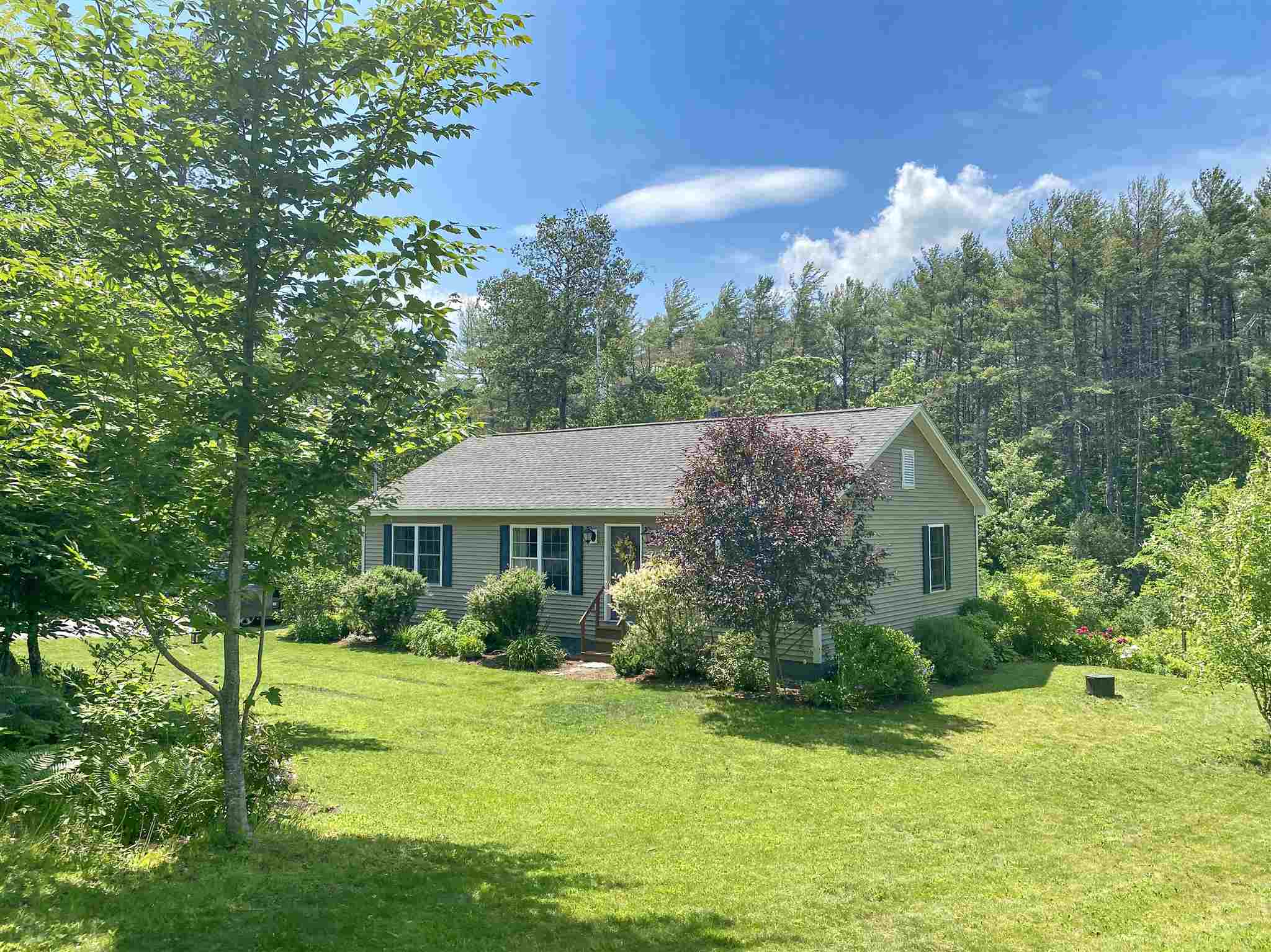 Plainfield NH 03770Home for sale $List Price is $319,000