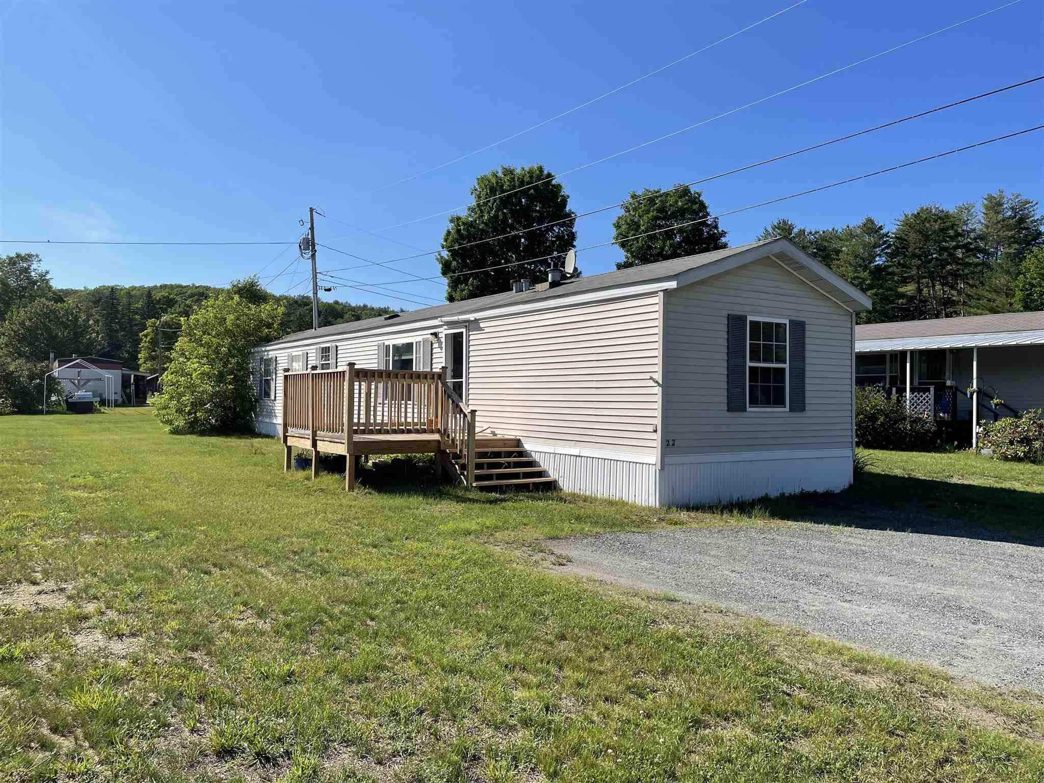Plainfield NH 03781Home for sale $List Price is $55,700