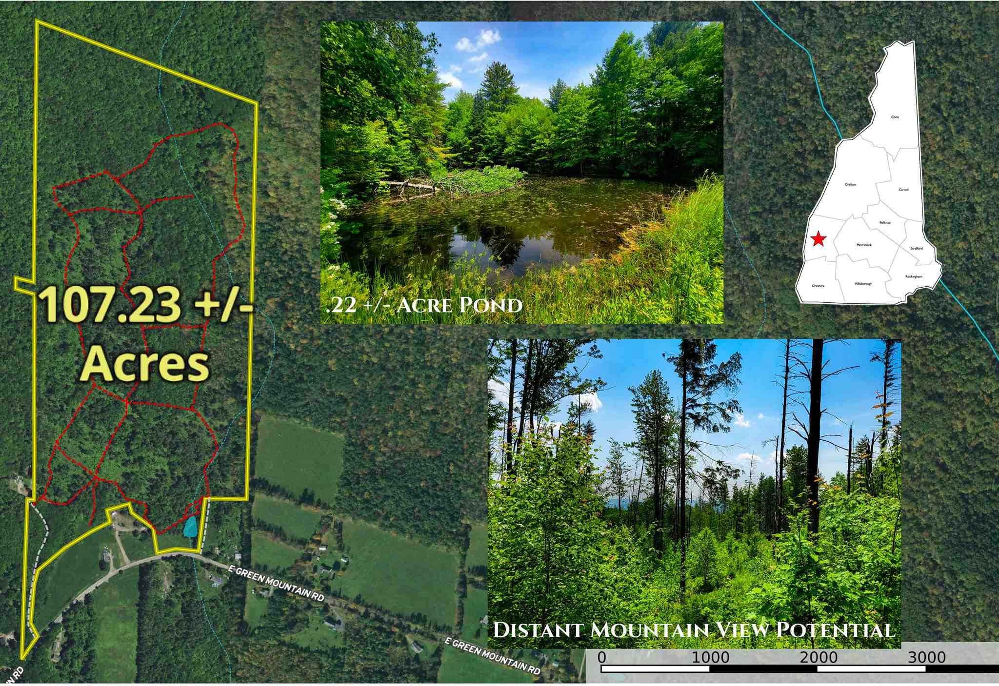 Claremont NH 03743Land for sale $List Price is $150,000