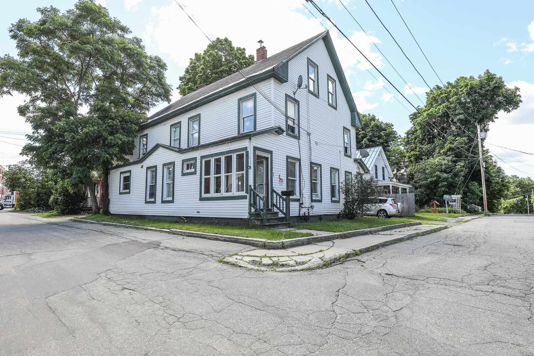 Claremont NH 03743Multi Family for sale $List Price is $229,900