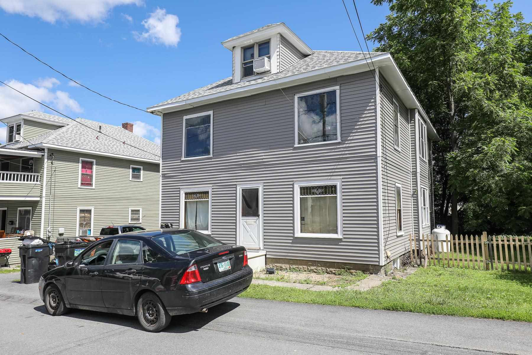 Claremont NH 03743Multi Family for sale $List Price is $149,900