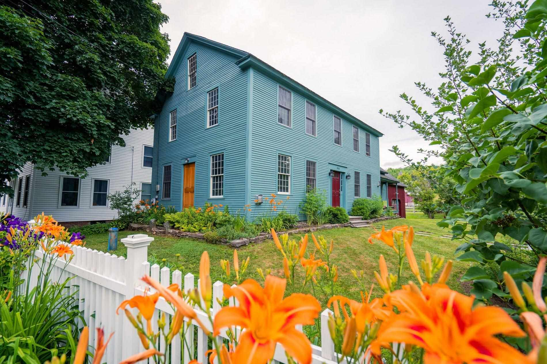 Village of Brownsville in Town of West Windsor VT  05037Home for sale $List Price is $400,000