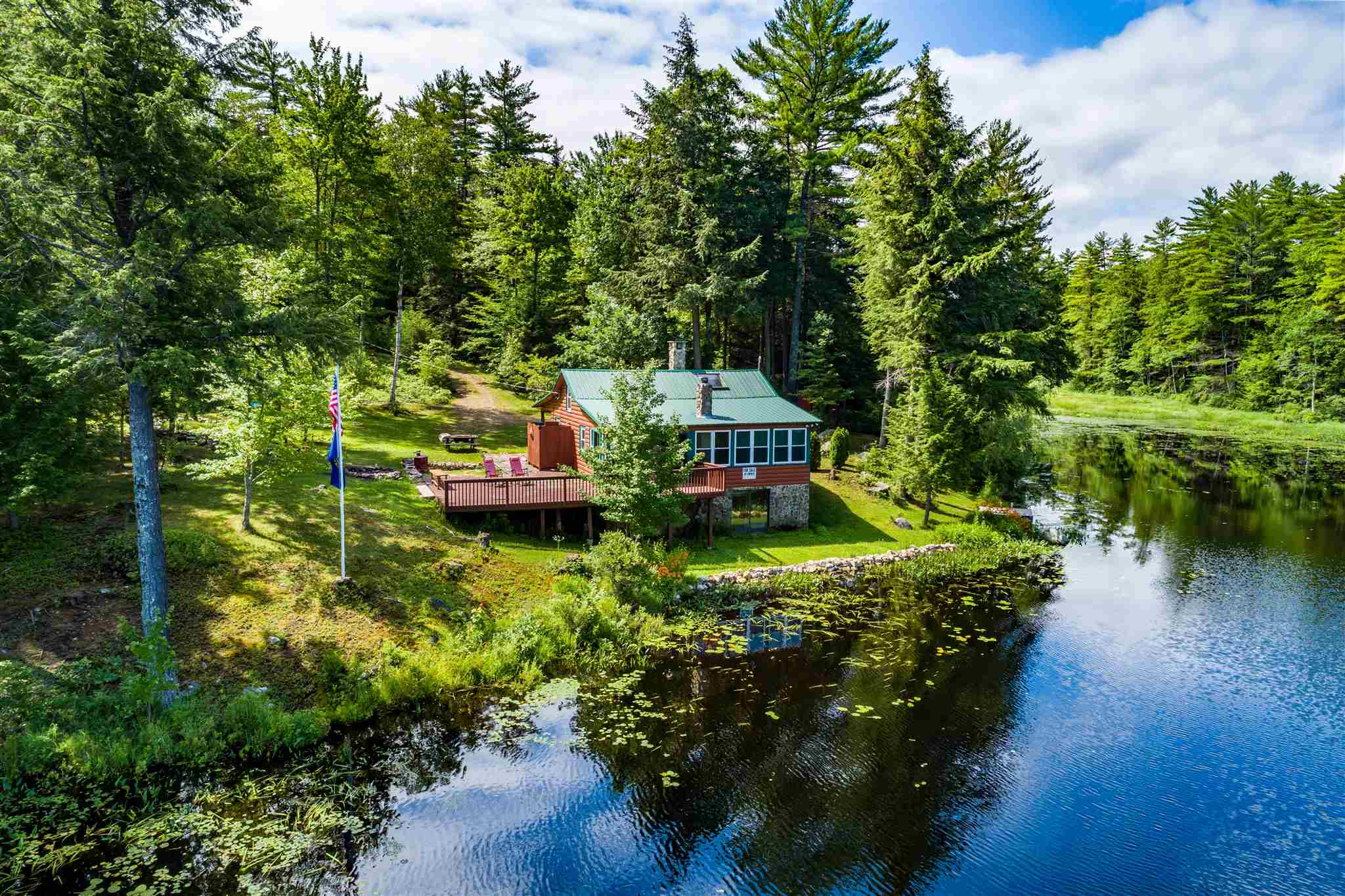 101 Old Stage Road, Meredith, NH 03253