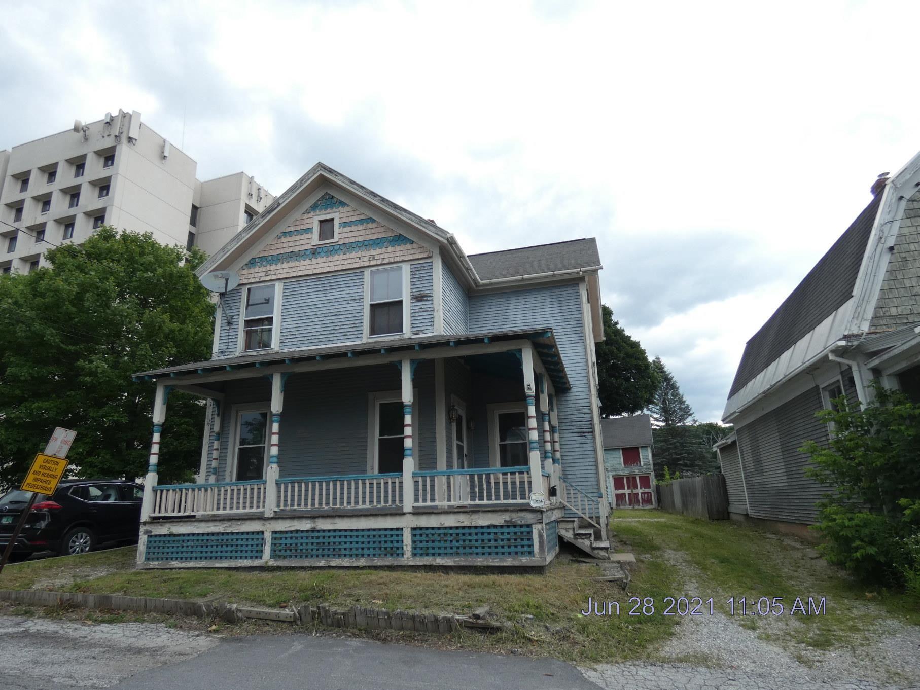 RUTLAND CITY VTMulti Family for sale $$54,900   $0 per sq.ft.