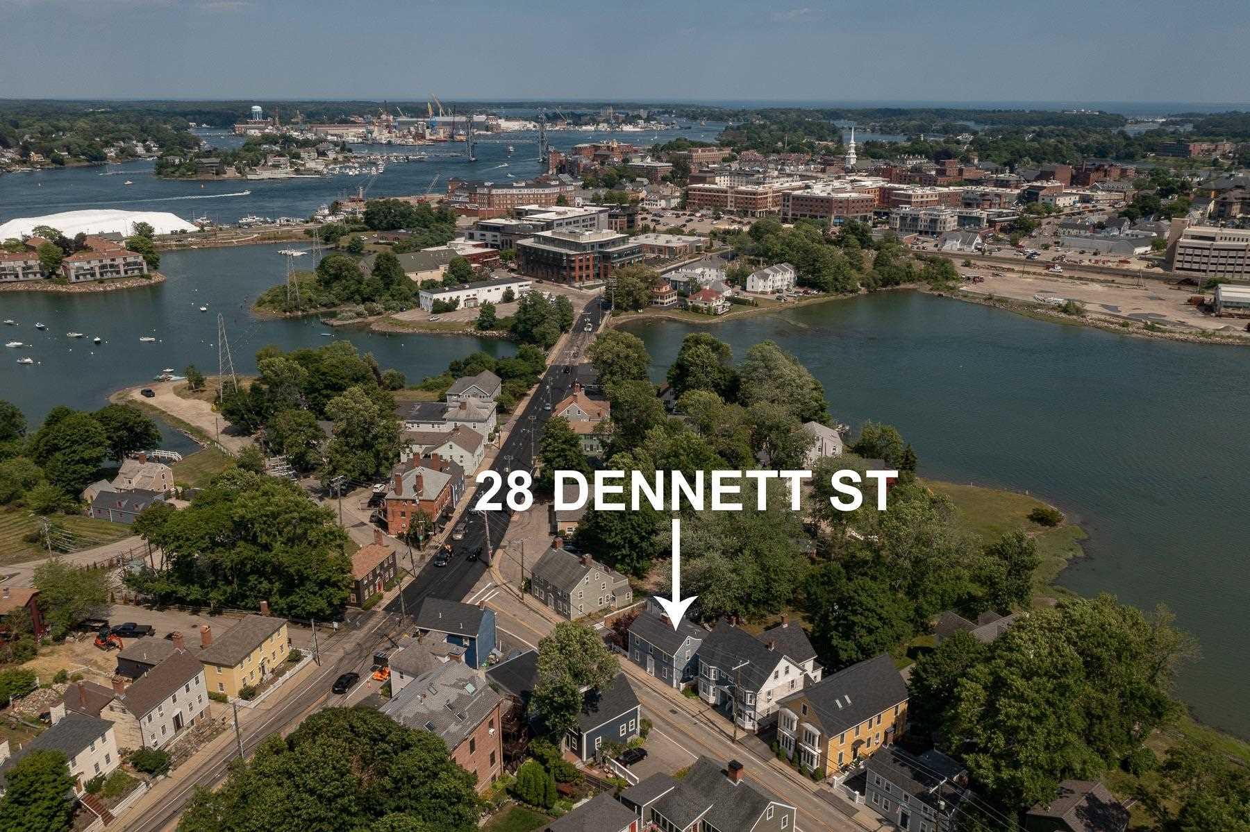 28 Dennett Street, Portsmouth, NH 03801