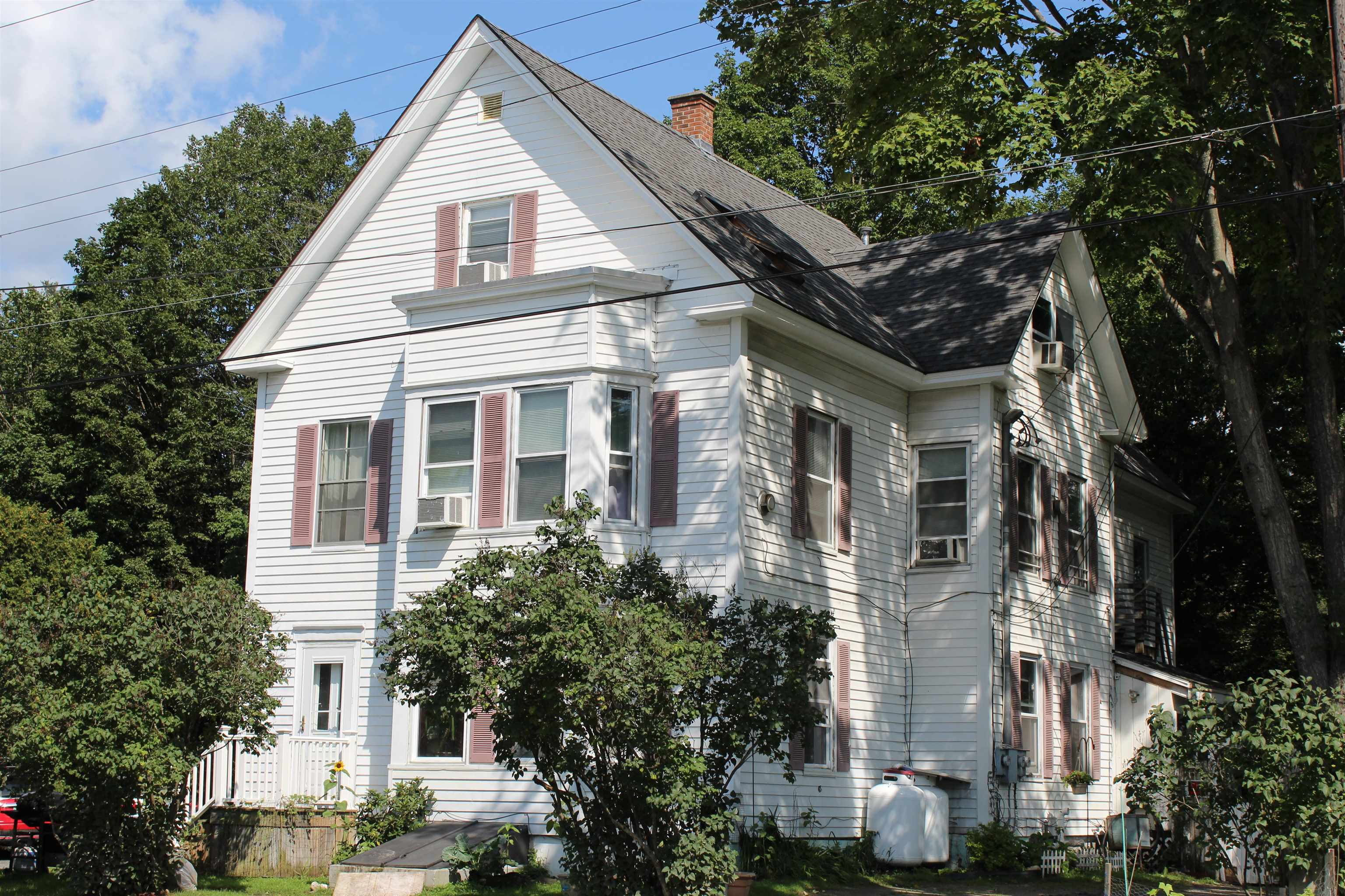 Village of Wilder in Town of Hartford VT  05001Multi Family for sale $List Price is $375,000