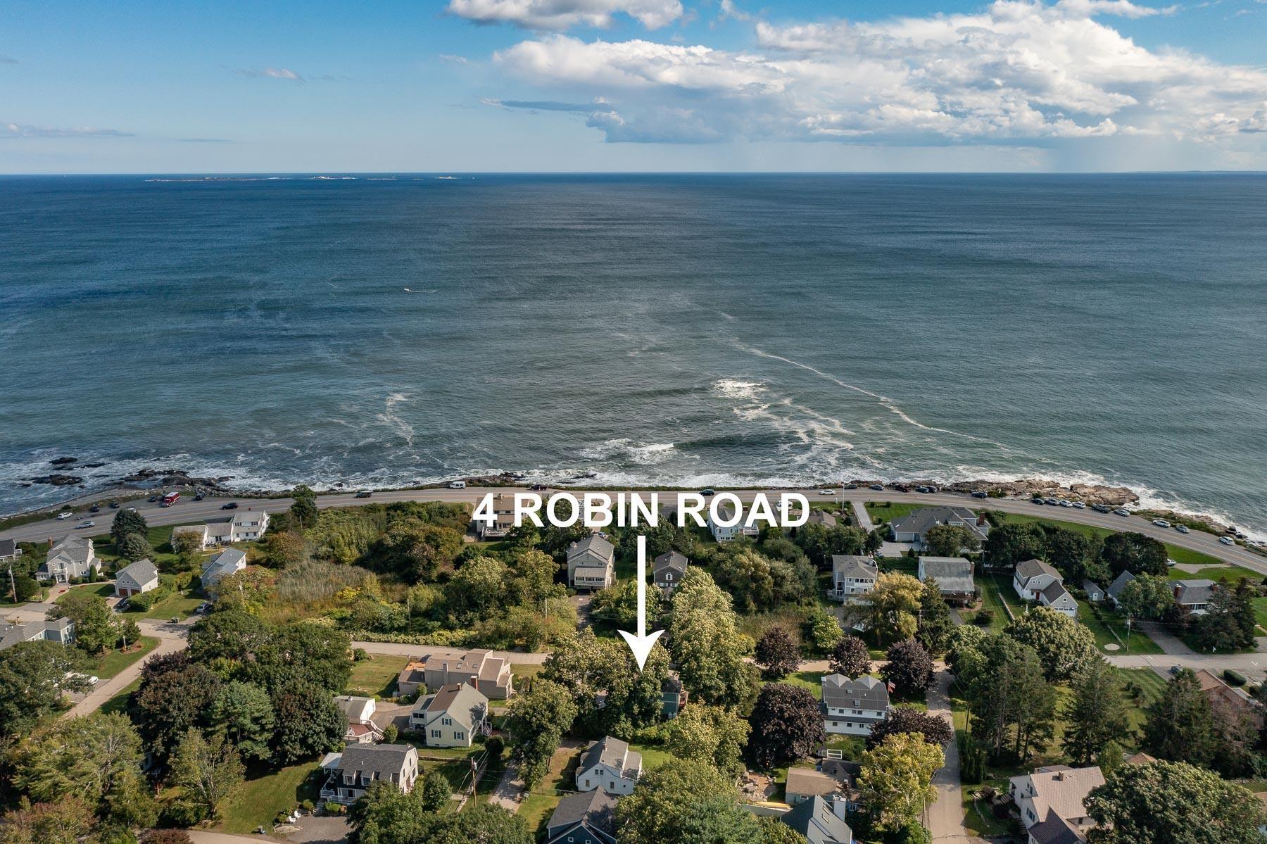 4 Robin Road, Rye, NH 03870