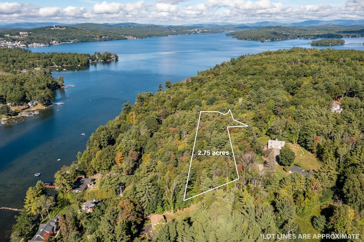GILFORD NHLAND  for sale $$400,000   2.75 Acres    Price Per Acre $0    Total Lots 2