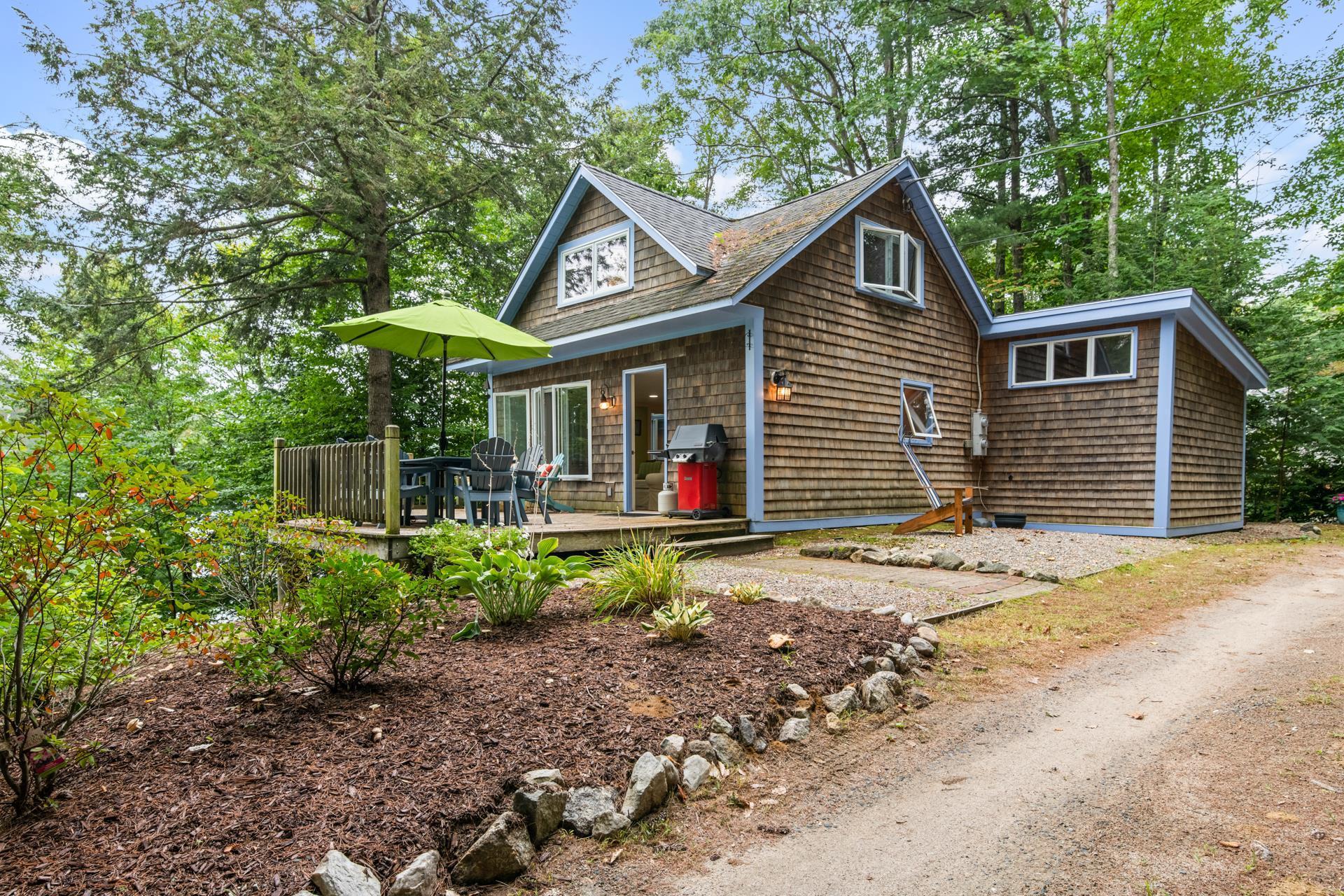 image of Newbury NH Home   sq.ft. 1045